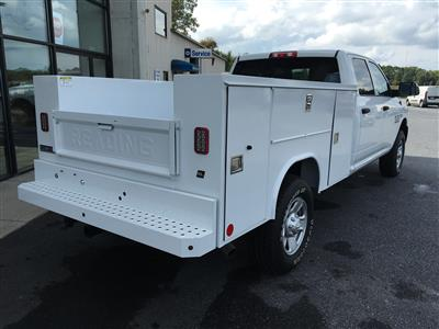 2018 Ram 3500 Crew Cab 4x4,  Reading SL Service Body #18240 - photo 7
