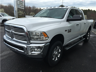 2018 Ram 3500 Crew Cab 4x4,  Pickup #18268 - photo 1