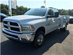 2018 Ram 3500 Crew Cab DRW 4x4,  Reading SL Service Body #18269 - photo 1