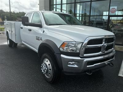 2018 Ram 4500 Crew Cab DRW 4x4,  Reading SL Service Body #18352 - photo 3