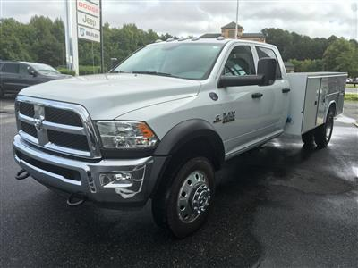 2018 Ram 4500 Crew Cab DRW 4x4,  Reading SL Service Body #18352 - photo 1