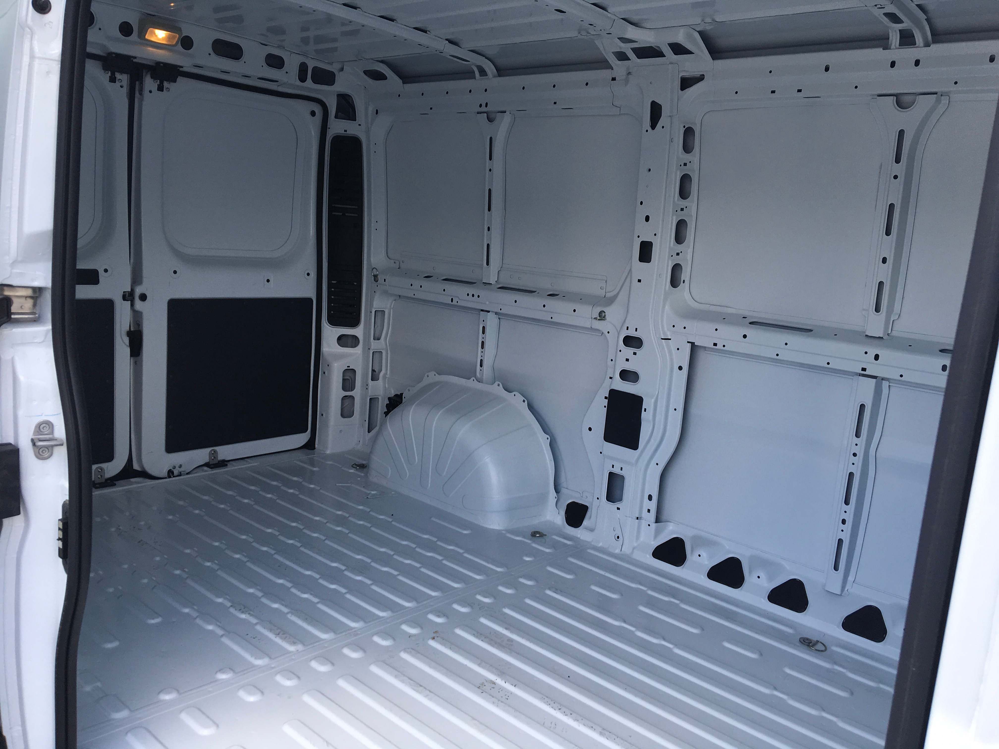 2018 ProMaster 1500 Standard Roof FWD,  Empty Cargo Van #18363 - photo 12
