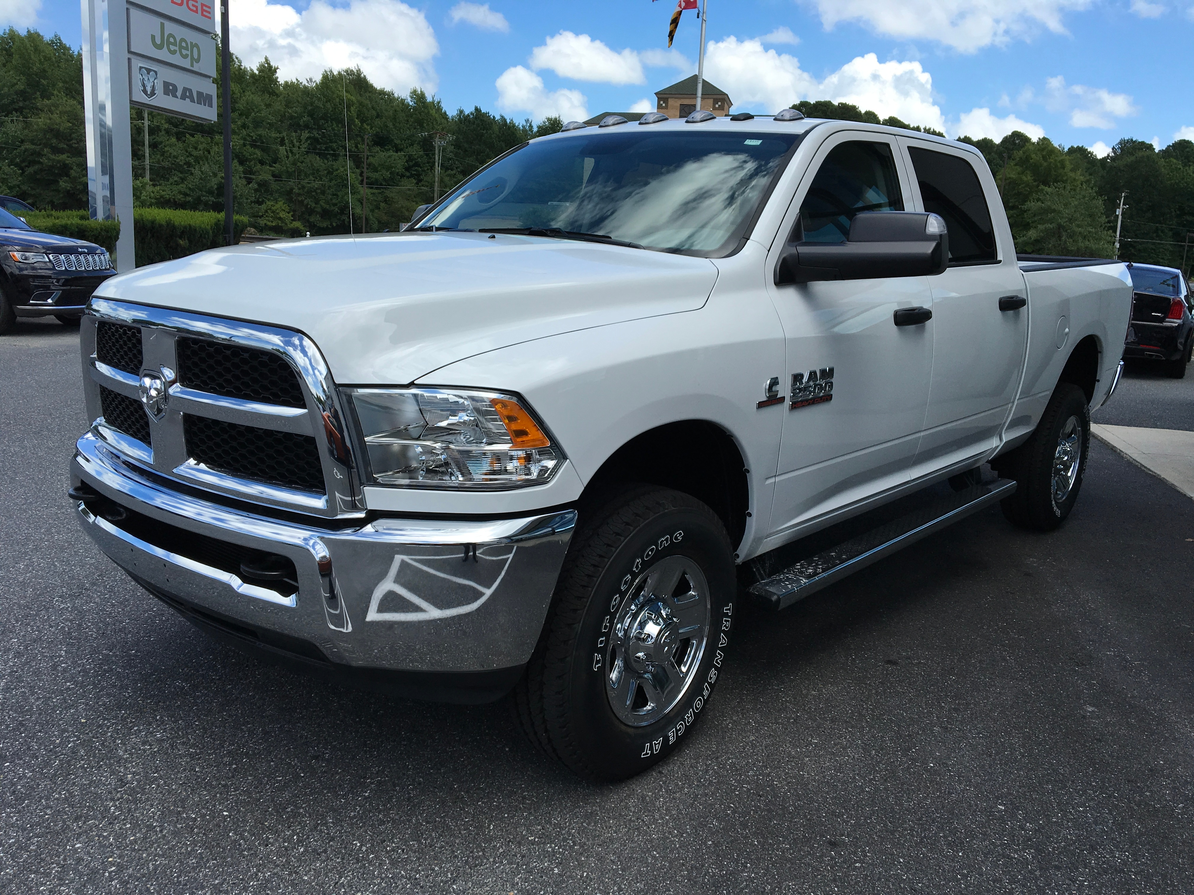 2018 Ram 2500 Crew Cab 4x4,  Pickup #18439 - photo 1