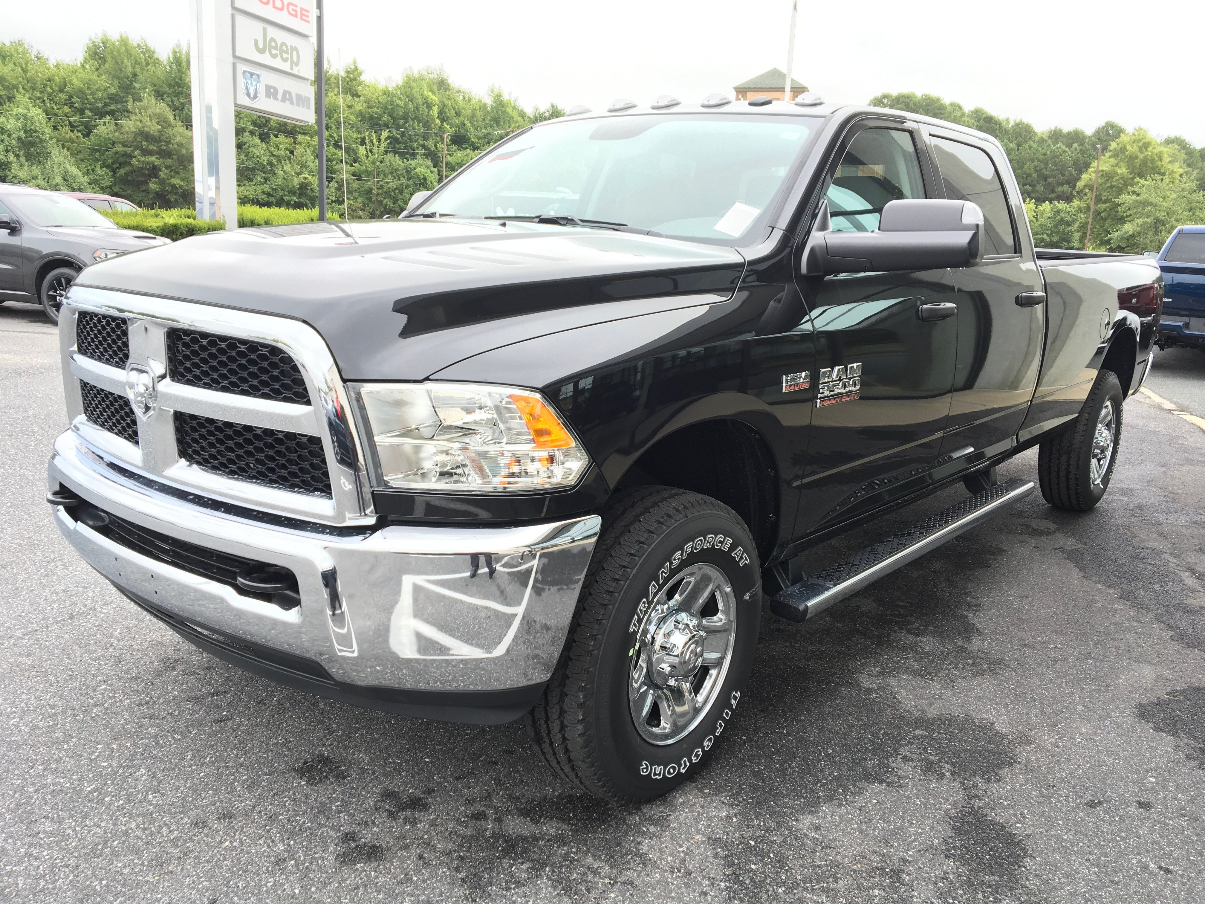 2018 Ram 3500 Crew Cab 4x4,  Pickup #18449 - photo 1