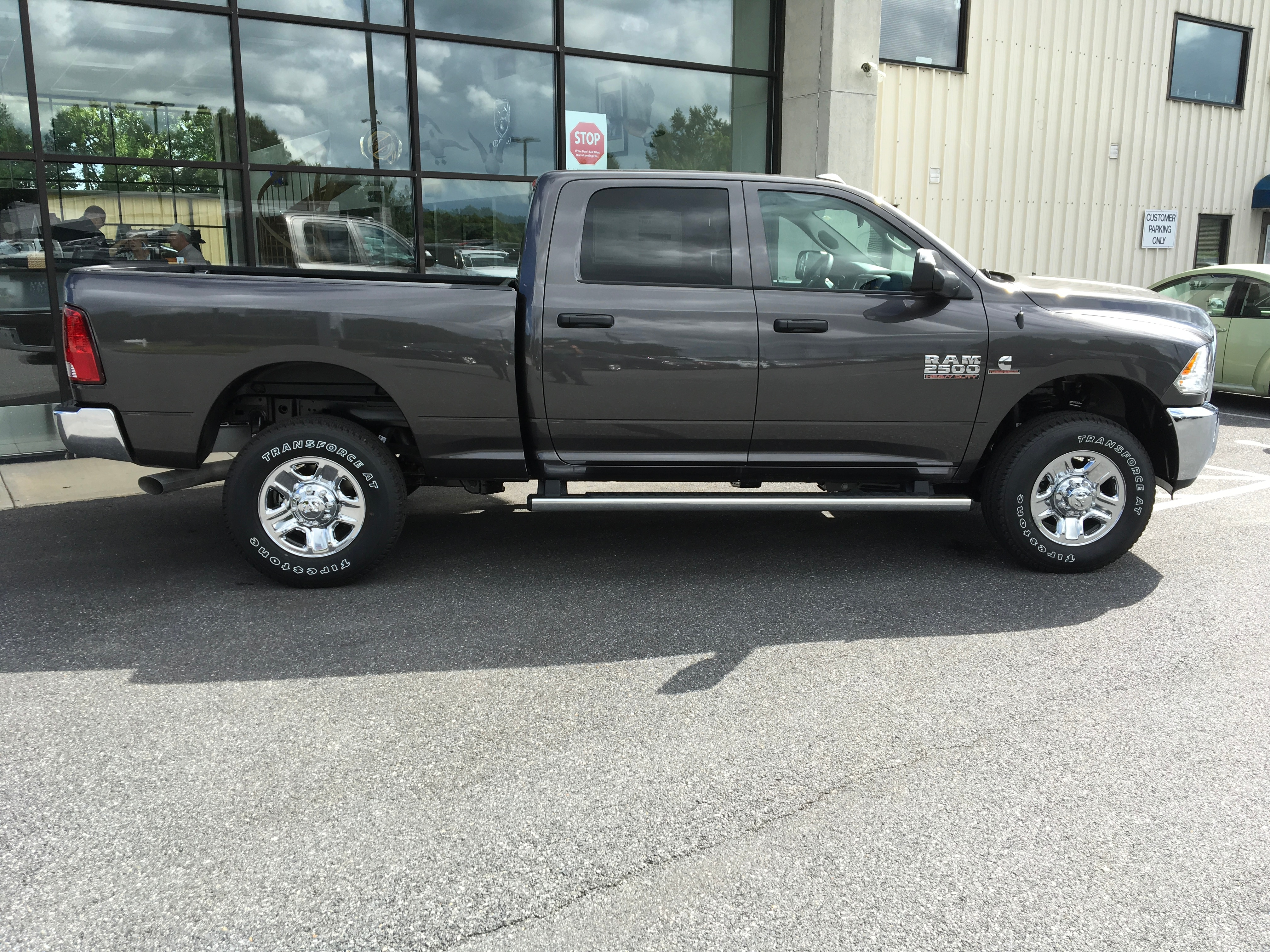 2018 Ram 2500 Crew Cab 4x4,  Pickup #18453 - photo 8