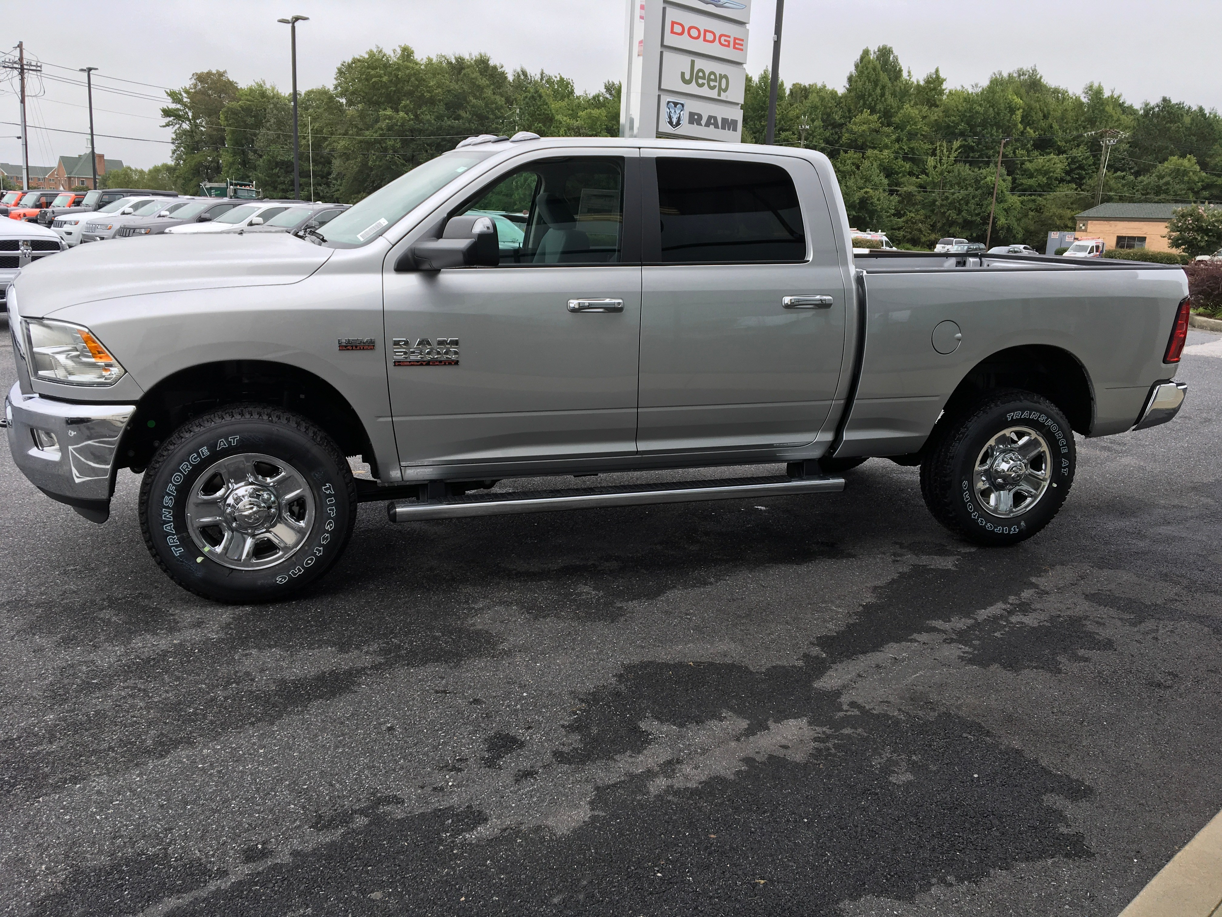 2018 Ram 3500 Crew Cab 4x4,  Pickup #18499 - photo 5