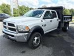 2018 Ram 5500 Crew Cab DRW 4x4,  Rugby Dump Body #18547 - photo 1