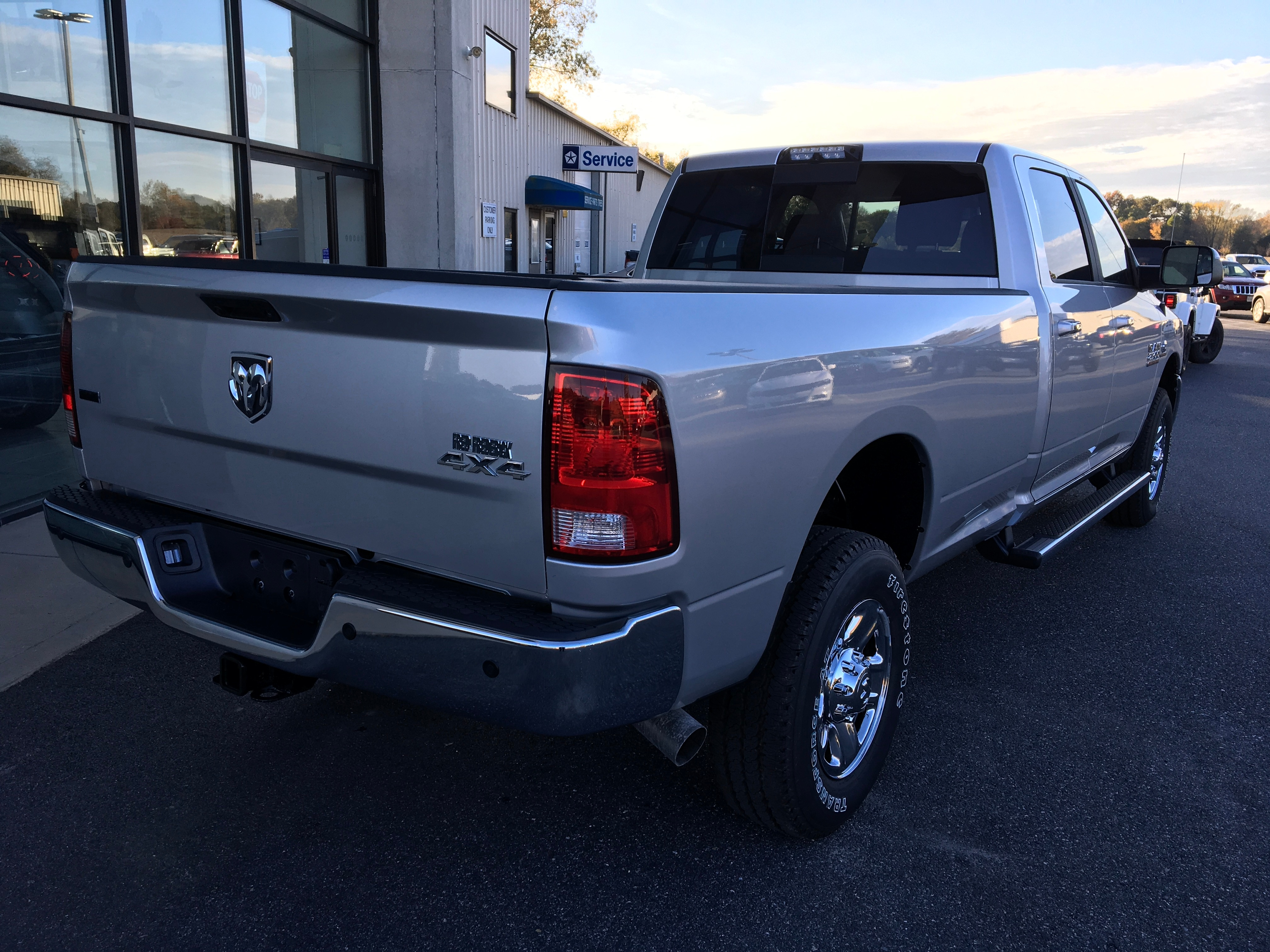 2018 Ram 2500 Crew Cab 4x4,  Pickup #18554 - photo 7