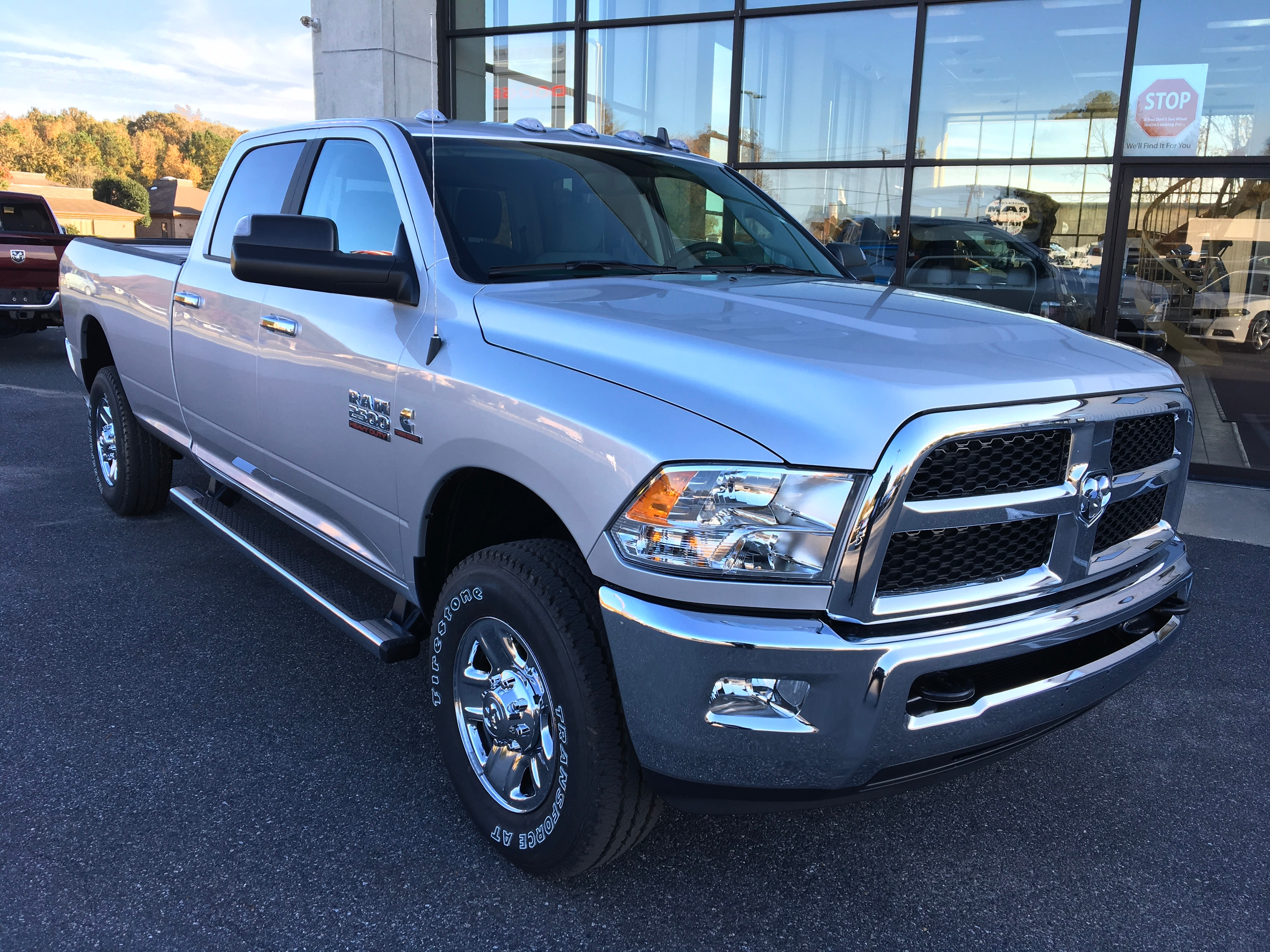 2018 Ram 2500 Crew Cab 4x4,  Pickup #18554 - photo 3