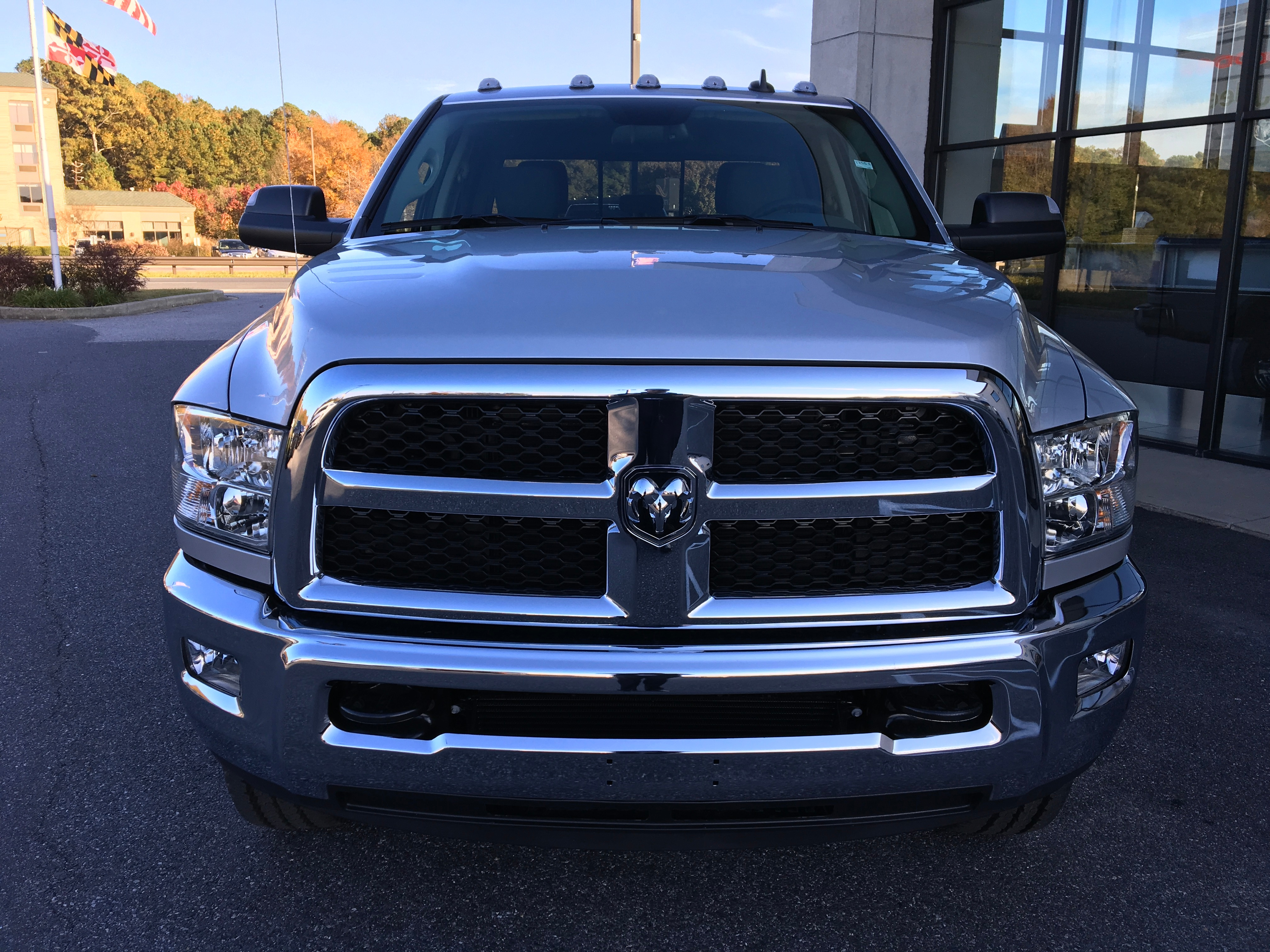 2018 Ram 2500 Crew Cab 4x4,  Pickup #18554 - photo 4
