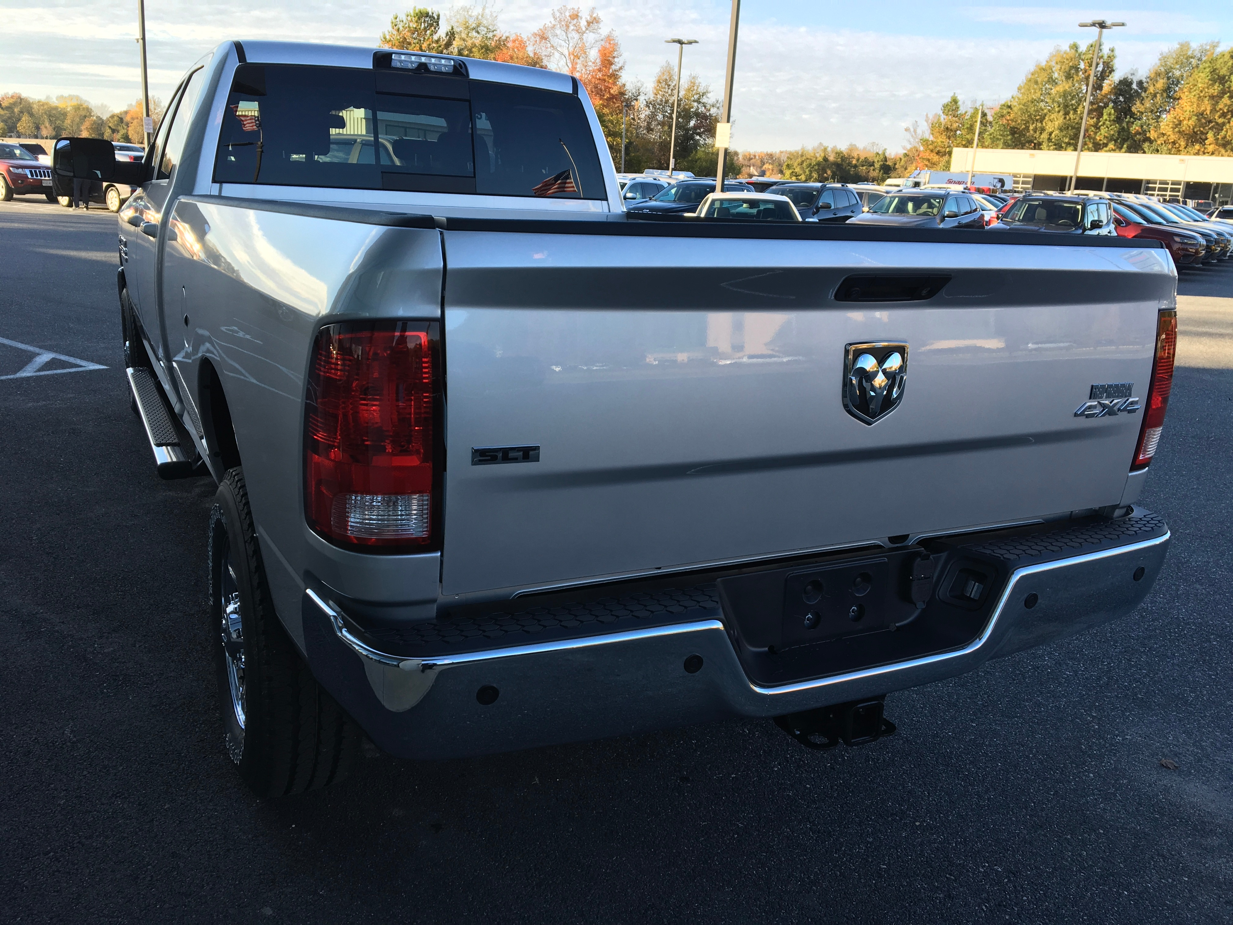 2018 Ram 2500 Crew Cab 4x4,  Pickup #18554 - photo 2