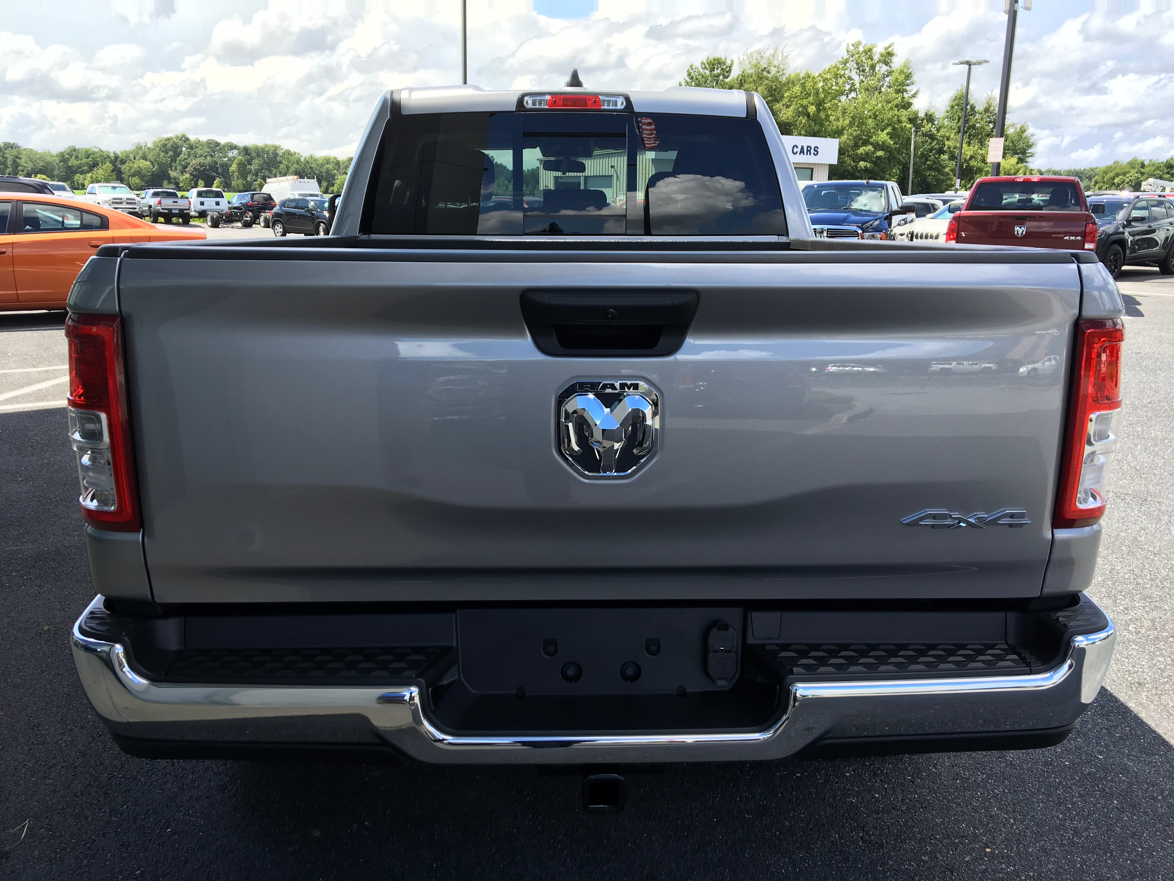 2019 Ram 1500 Quad Cab 4x4,  Pickup #19042 - photo 5