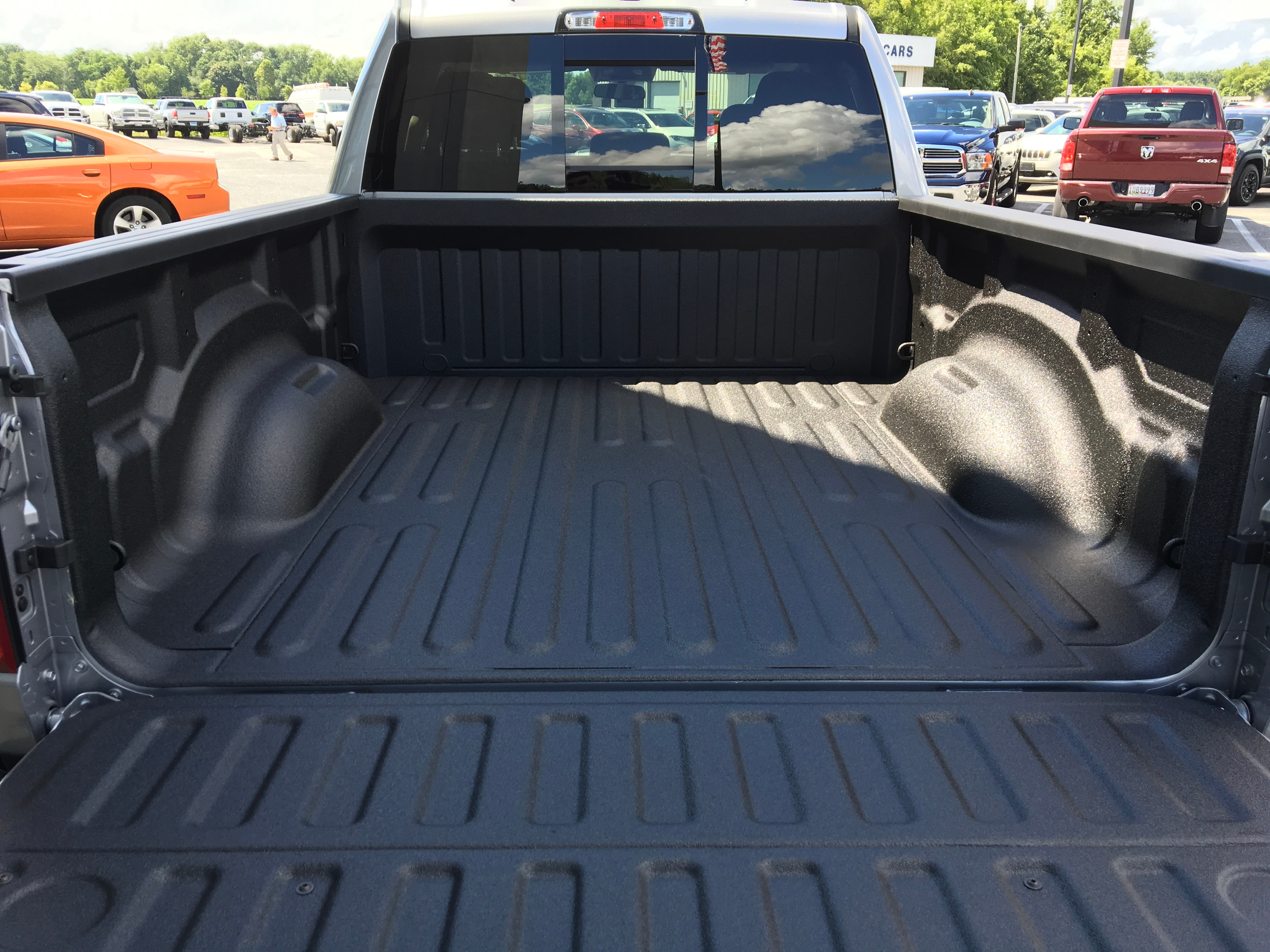 2019 Ram 1500 Quad Cab 4x4,  Pickup #19042 - photo 7