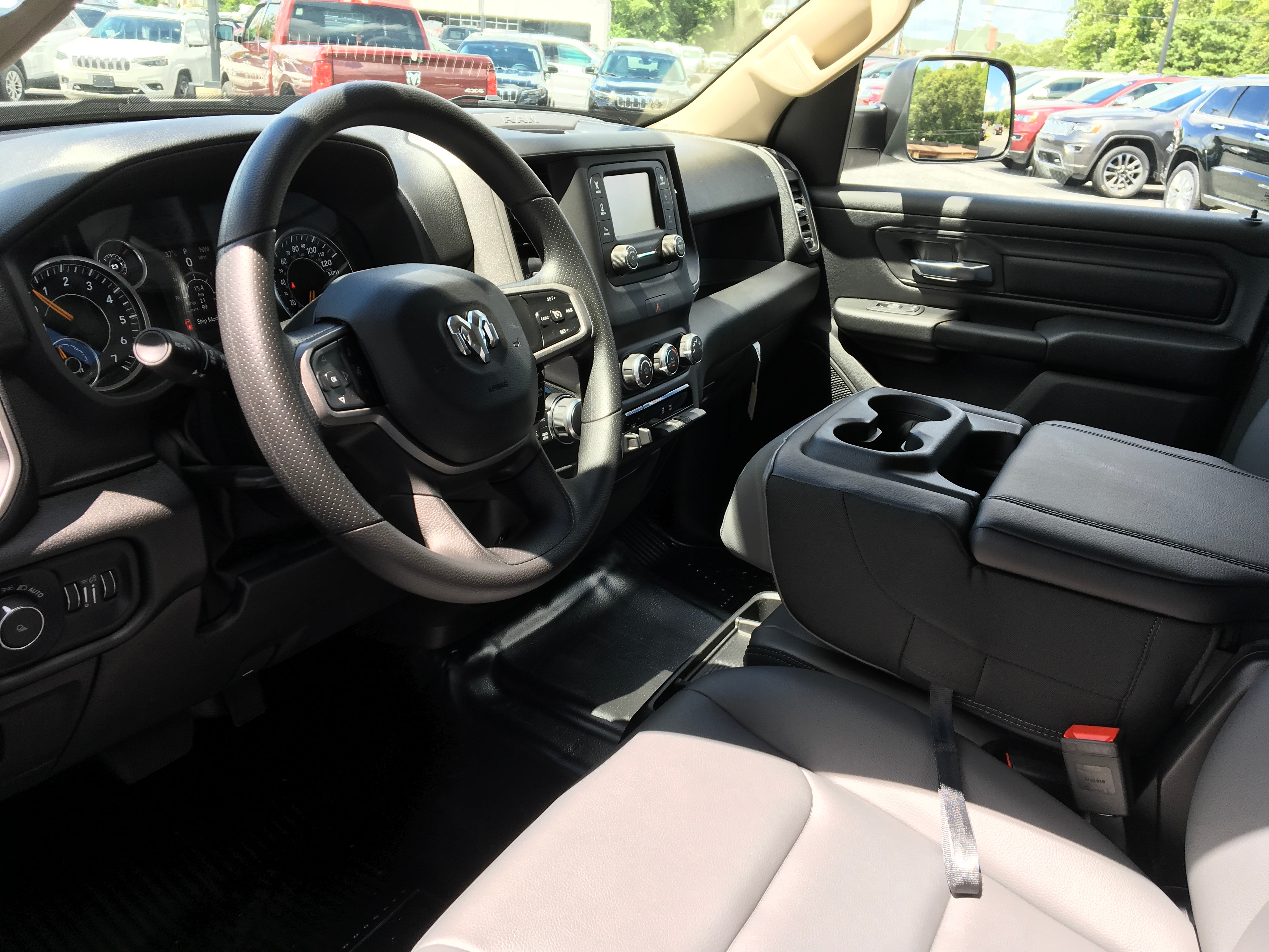 2019 Ram 1500 Crew Cab 4x4,  Pickup #19046 - photo 16