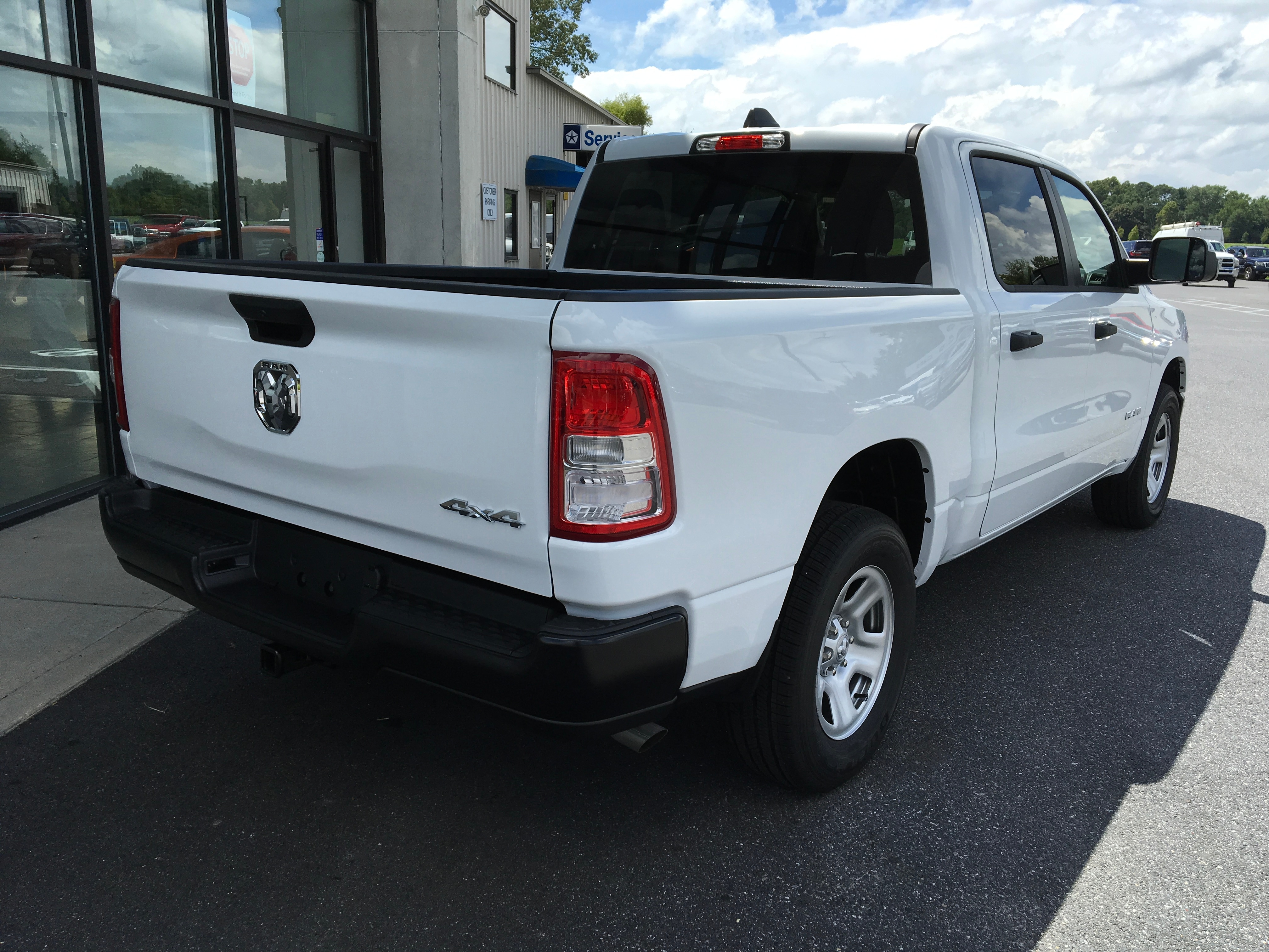 2019 Ram 1500 Crew Cab 4x4,  Pickup #19046 - photo 7