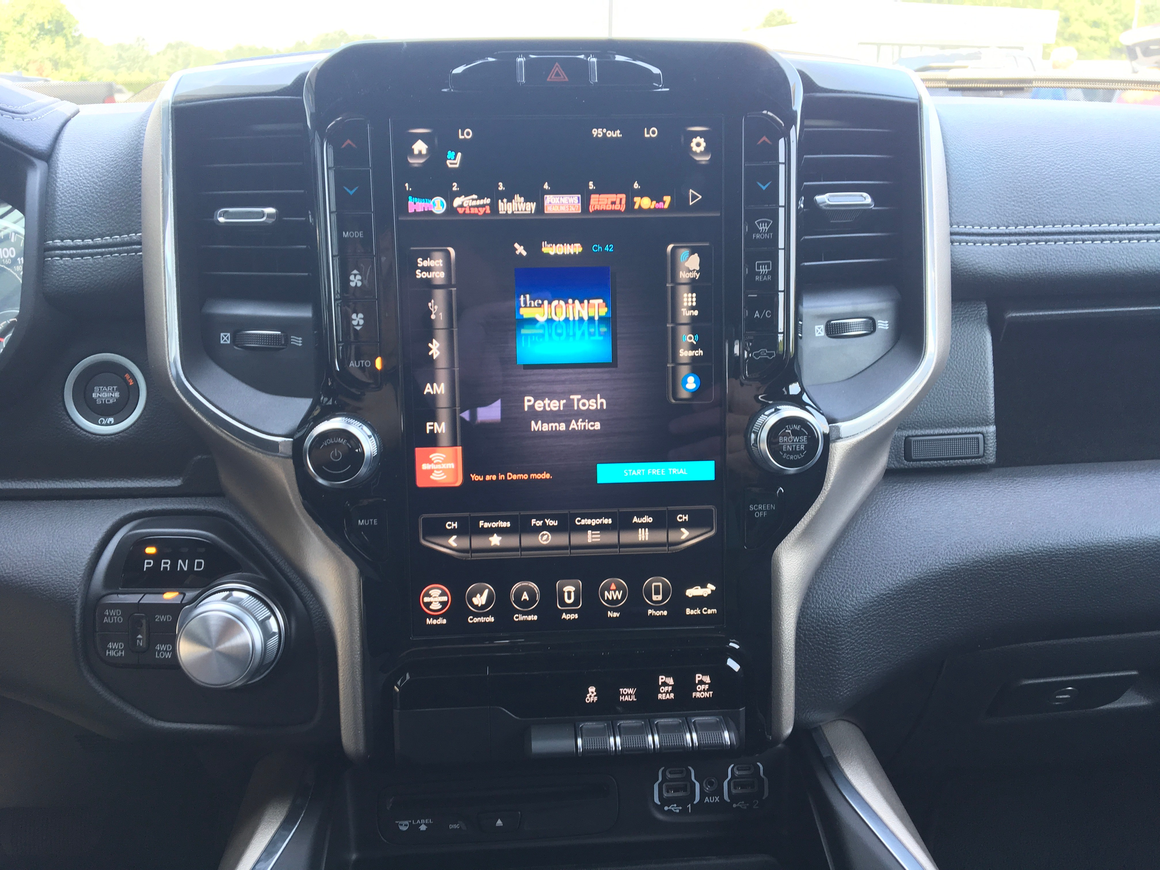 2019 Ram 1500 Crew Cab 4x4,  Pickup #19048 - photo 18