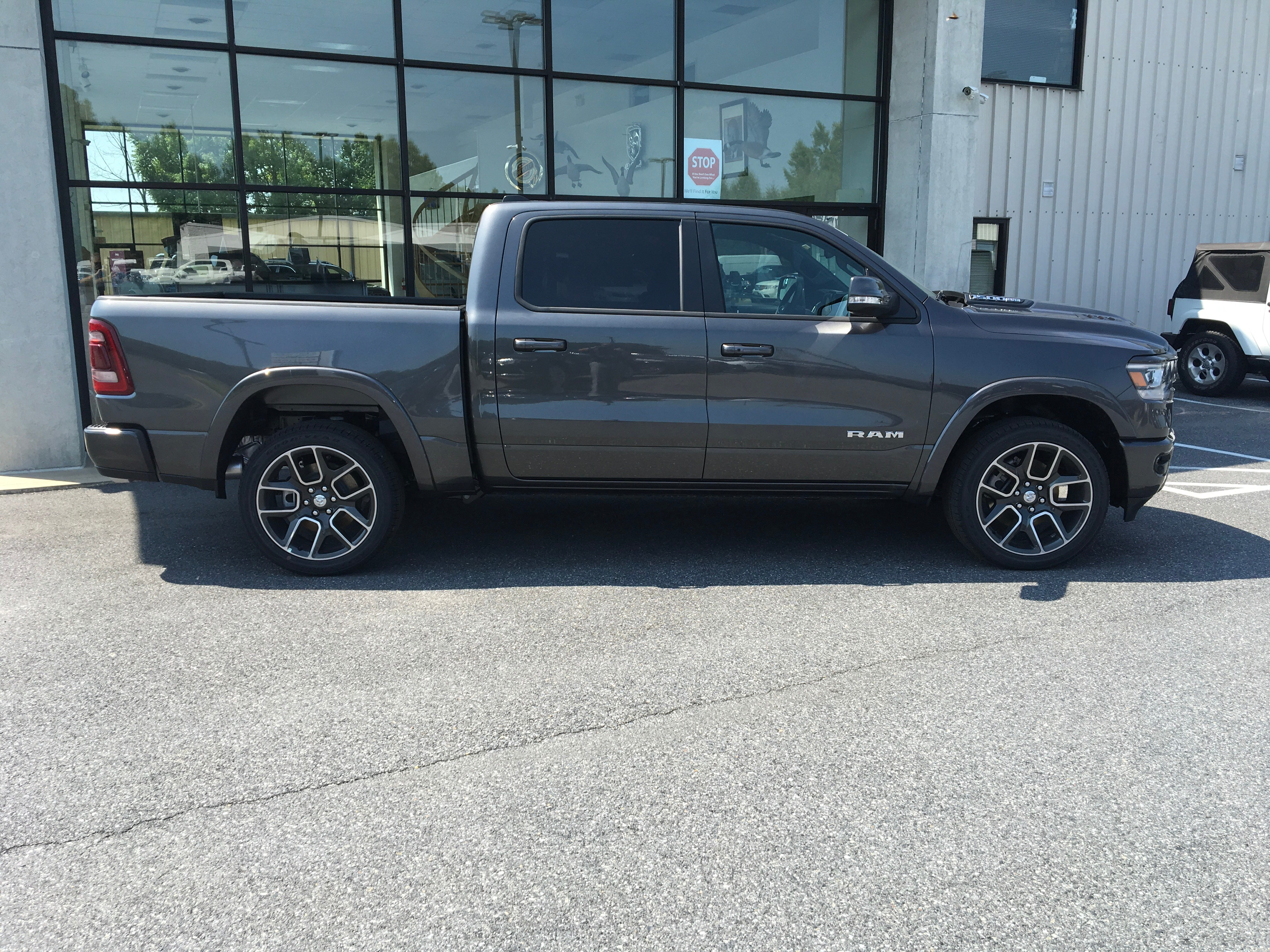 2019 Ram 1500 Crew Cab 4x4,  Pickup #19048 - photo 7