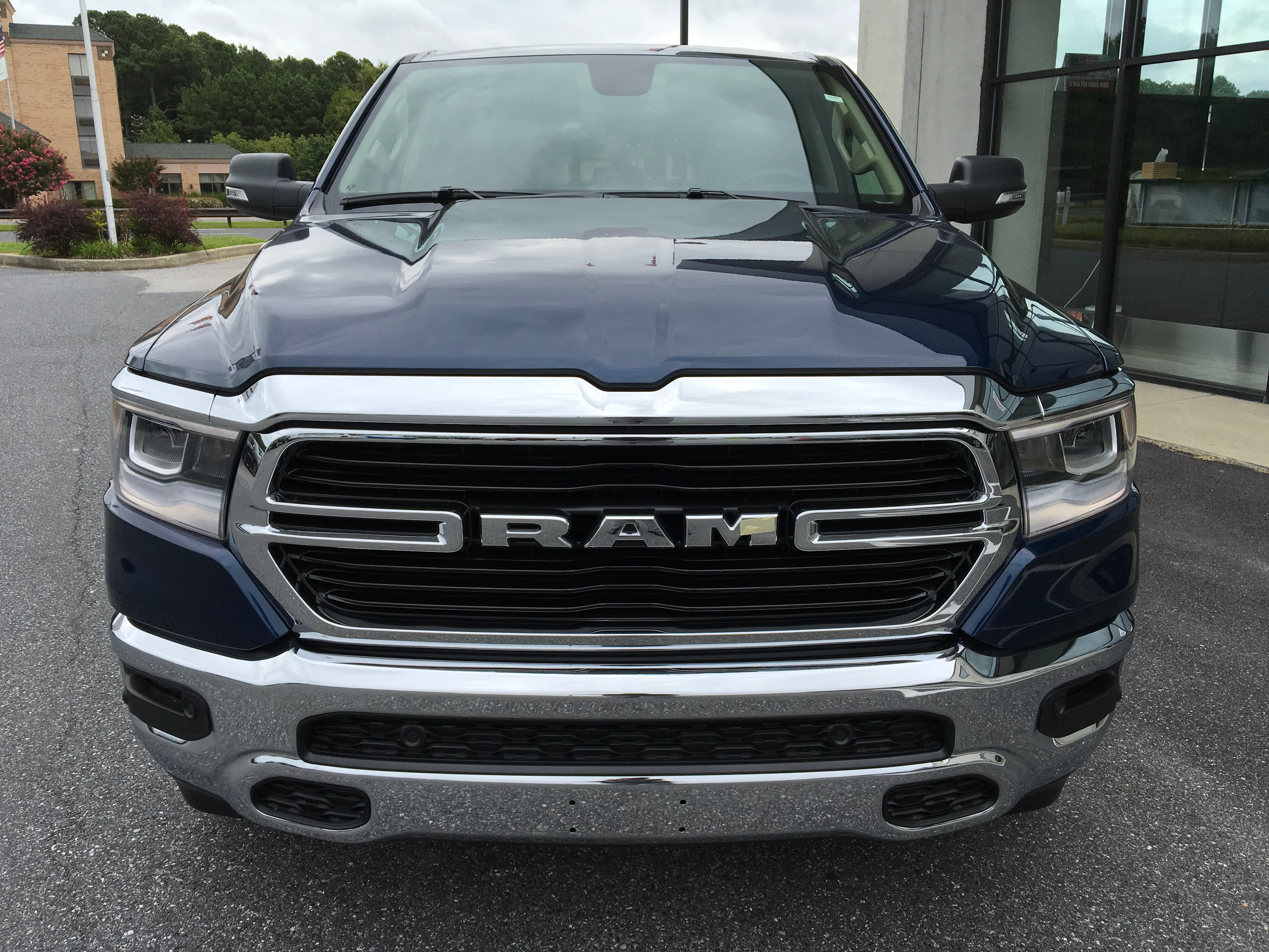 2019 Ram 1500 Crew Cab 4x4,  Pickup #19049 - photo 4