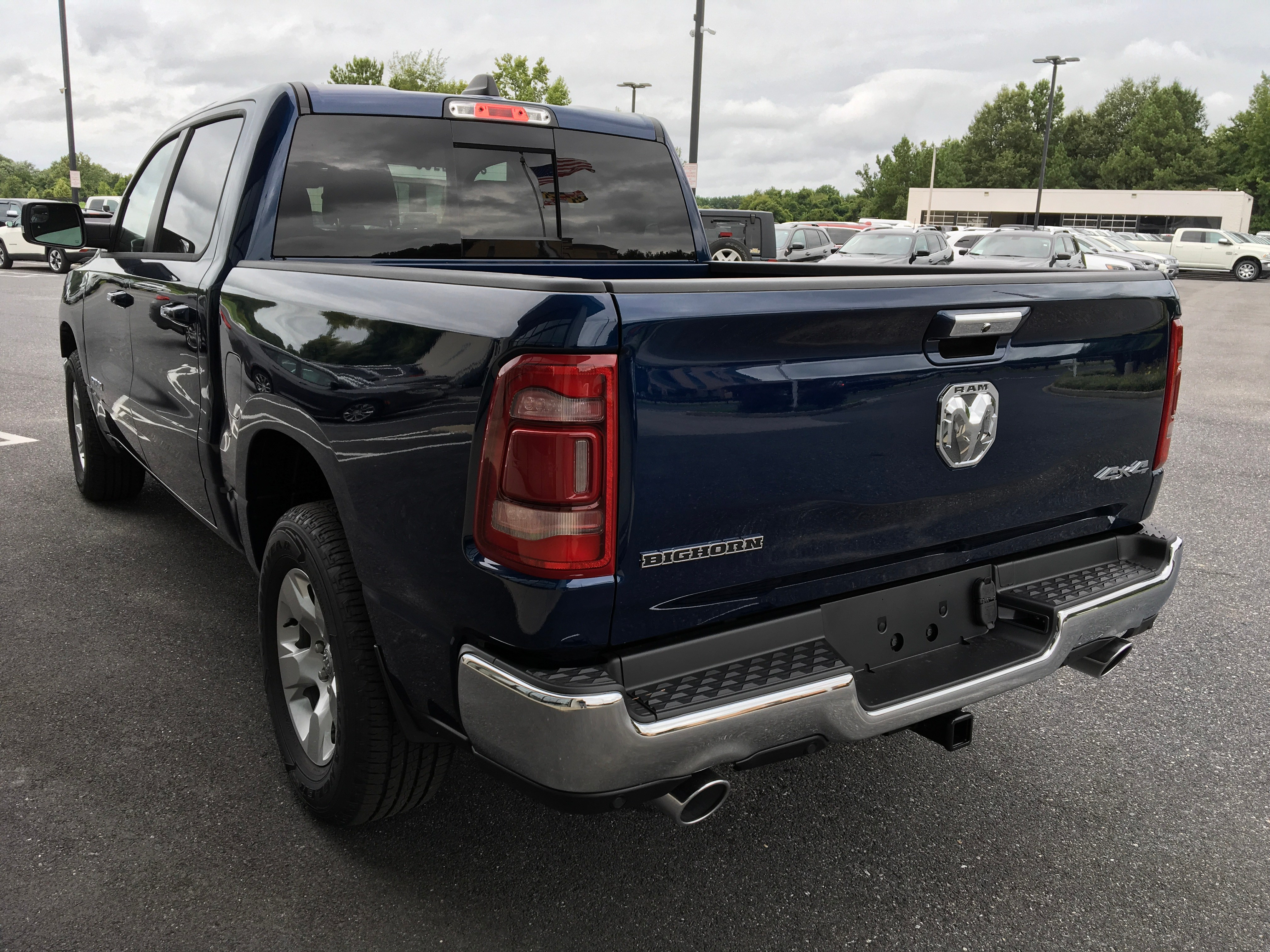 2019 Ram 1500 Crew Cab 4x4,  Pickup #19049 - photo 2