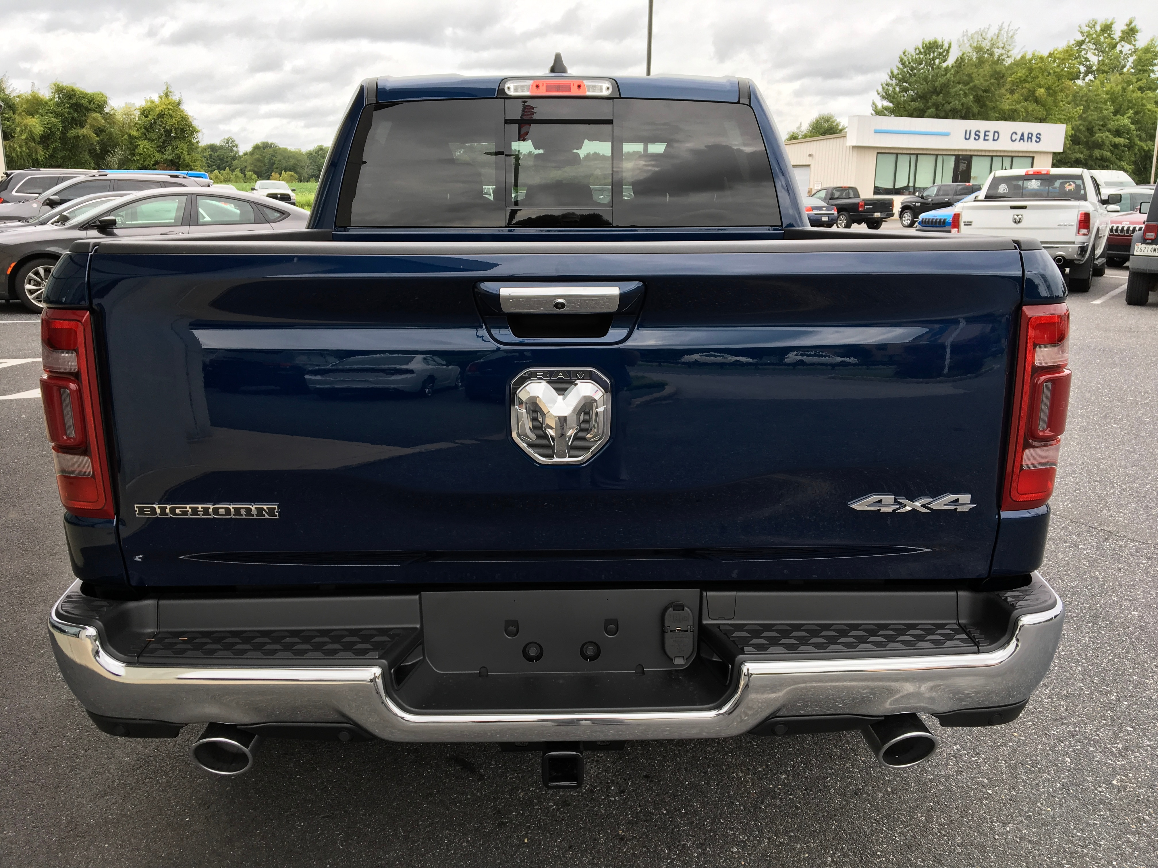 2019 Ram 1500 Crew Cab 4x4,  Pickup #19049 - photo 6