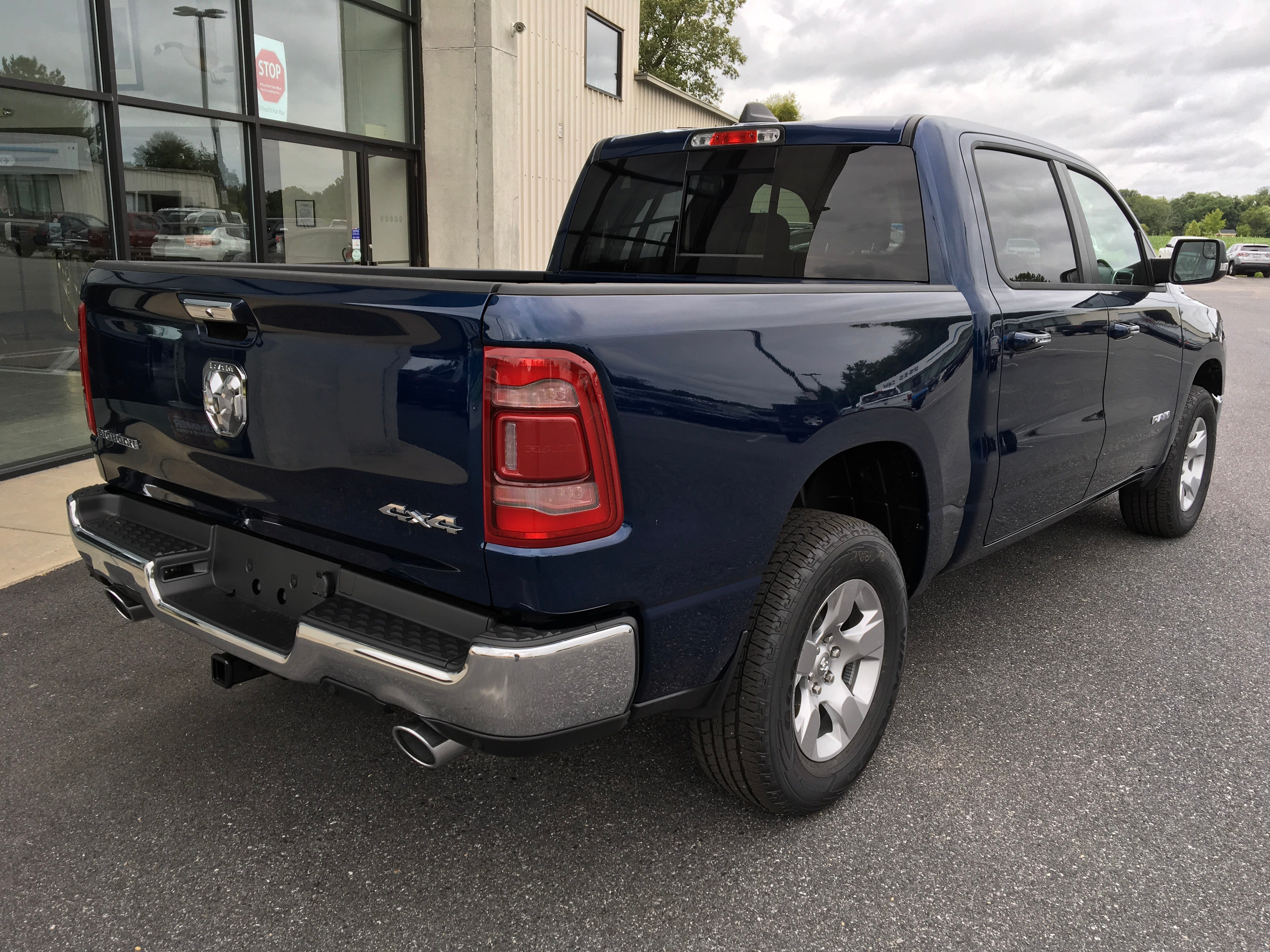 2019 Ram 1500 Crew Cab 4x4,  Pickup #19049 - photo 7