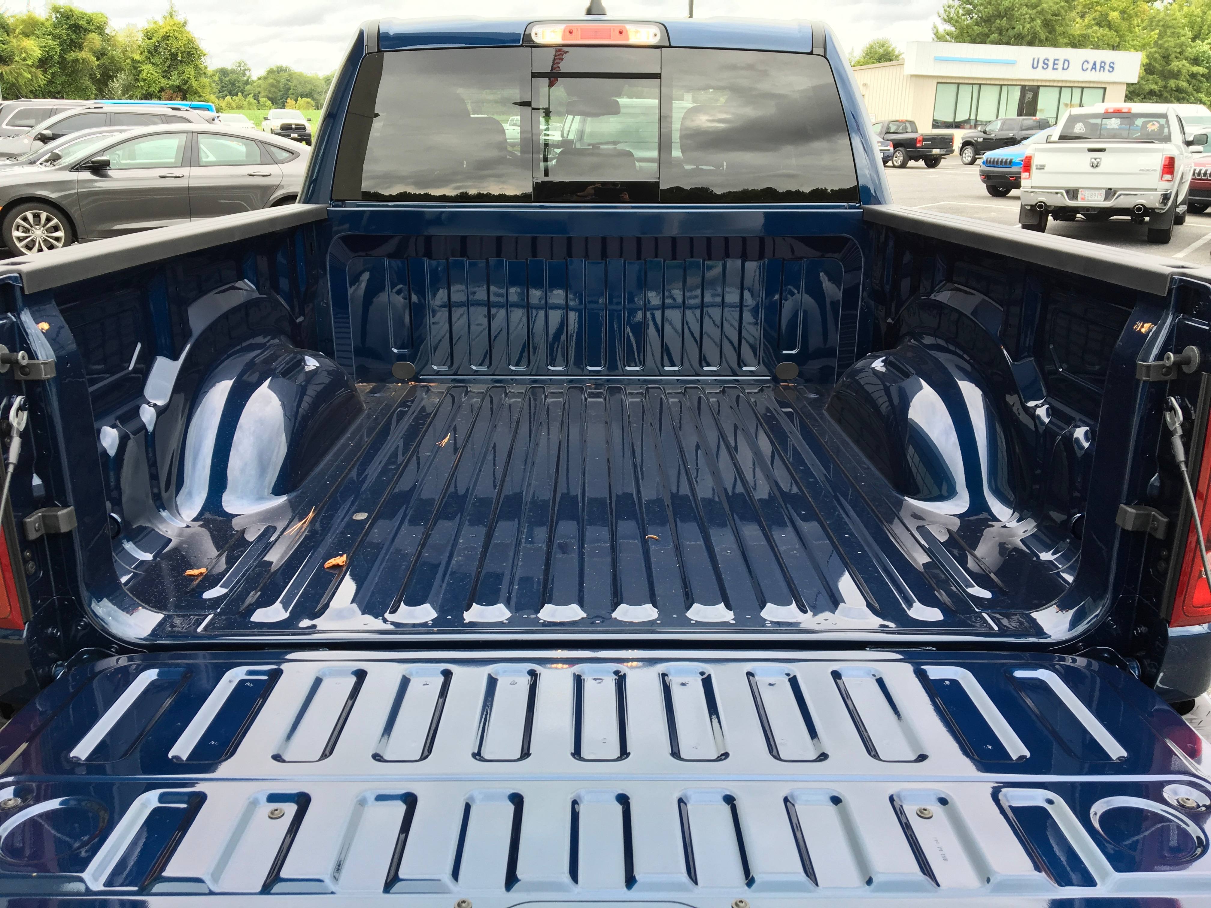 2019 Ram 1500 Crew Cab 4x4,  Pickup #19049 - photo 9