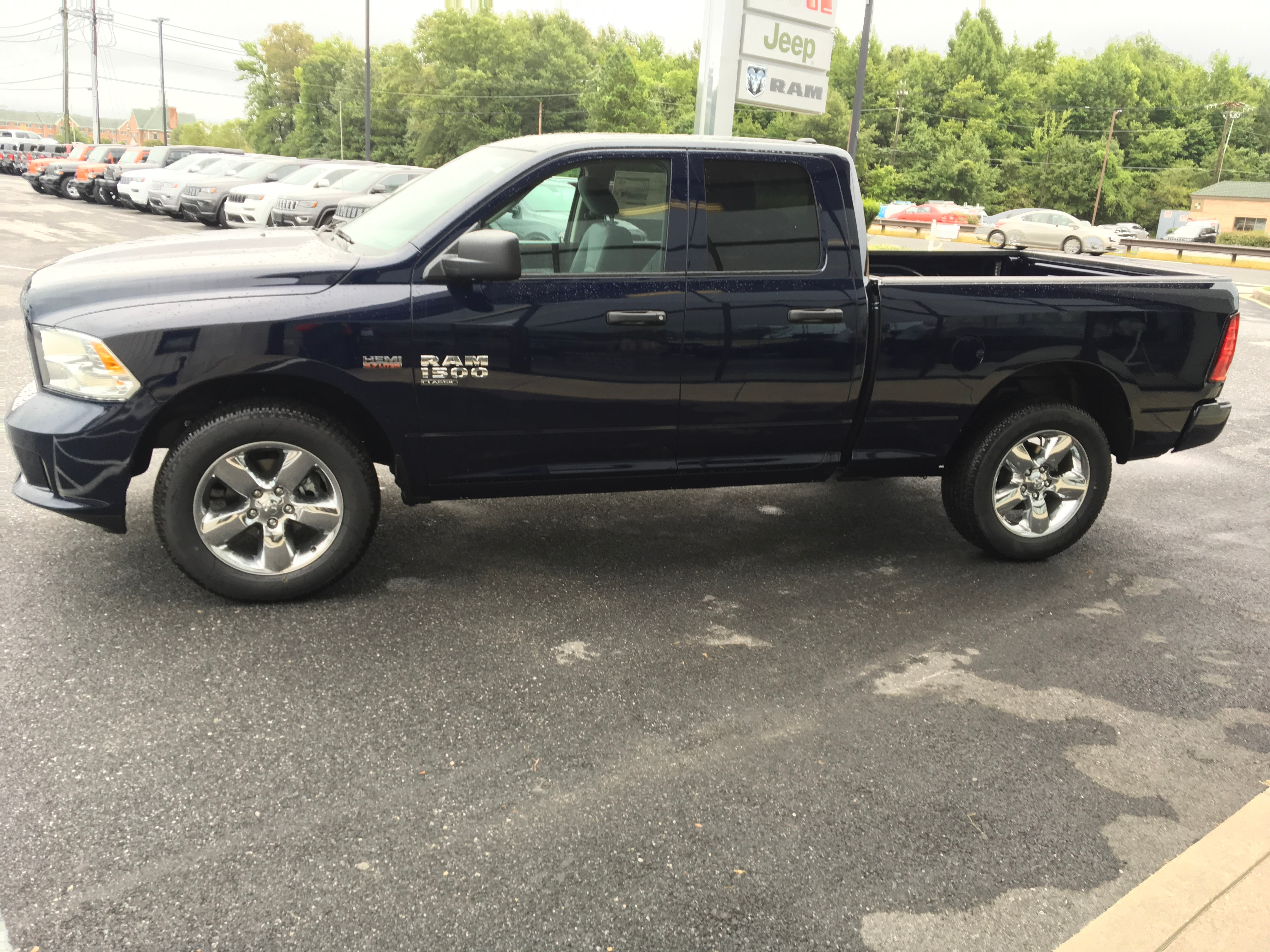 2019 Ram 1500 Quad Cab 4x4,  Pickup #19050 - photo 5