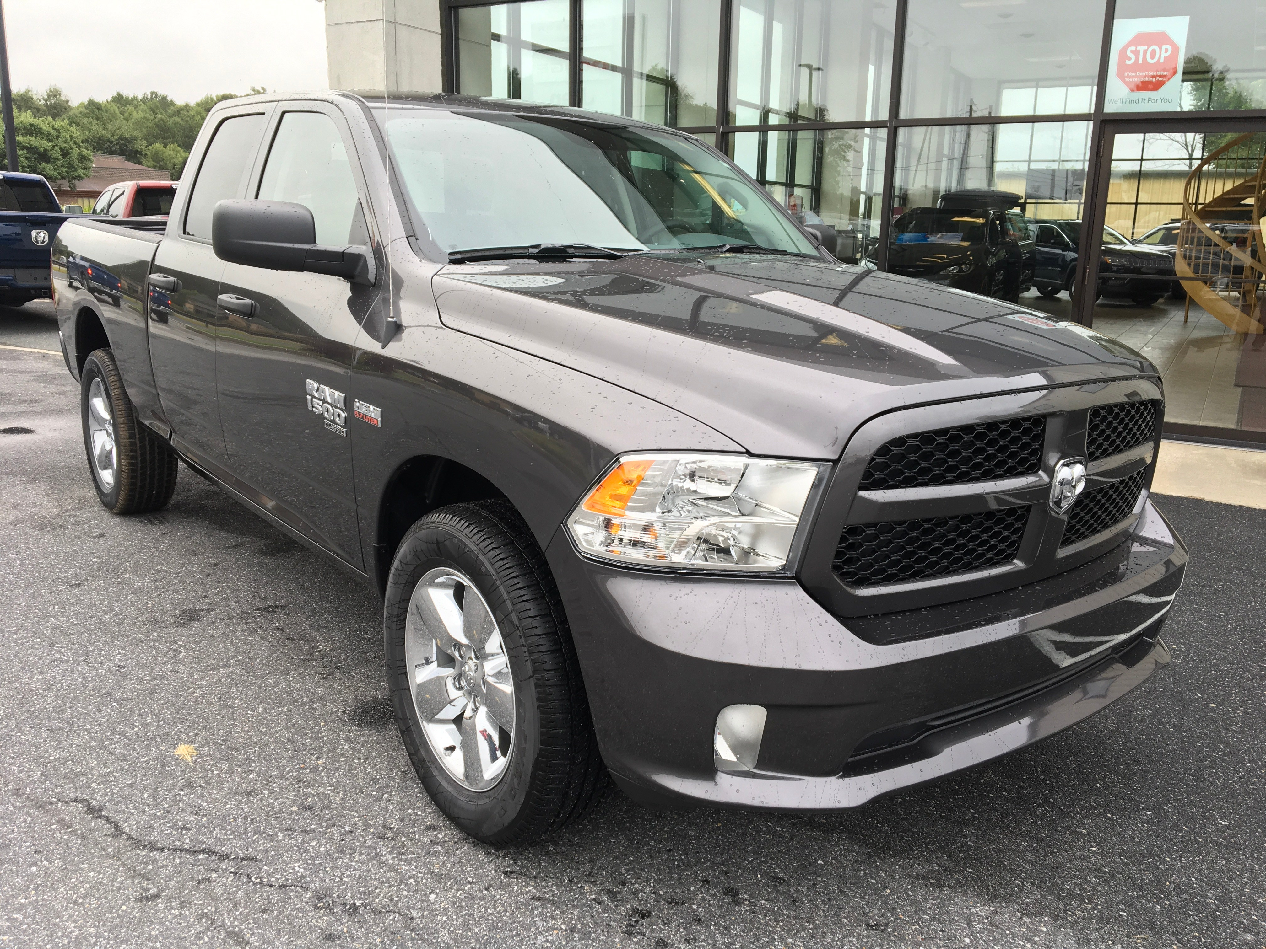 2019 Ram 1500 Quad Cab 4x4,  Pickup #19052 - photo 3