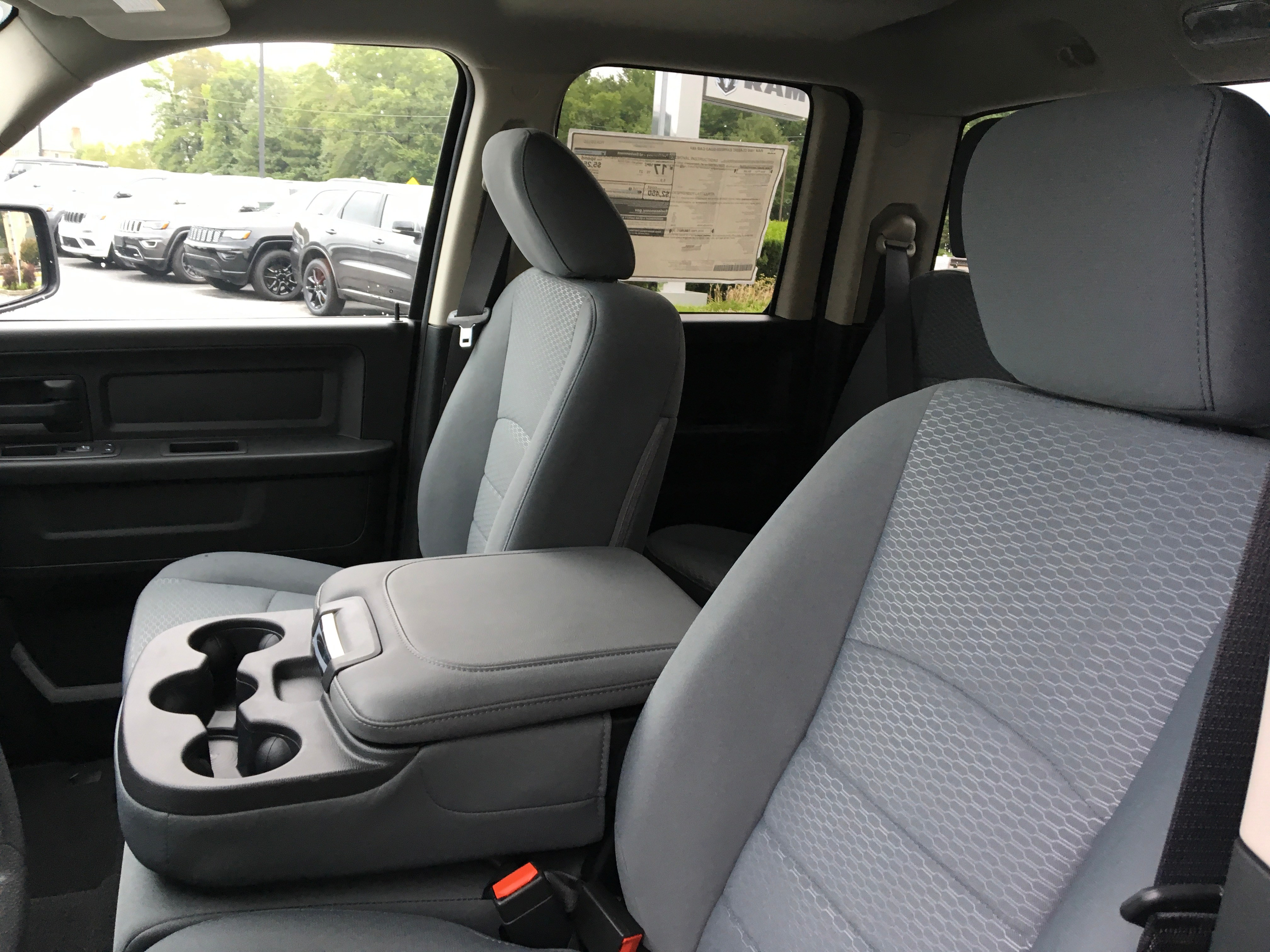 2019 Ram 1500 Quad Cab 4x4,  Pickup #19052 - photo 16