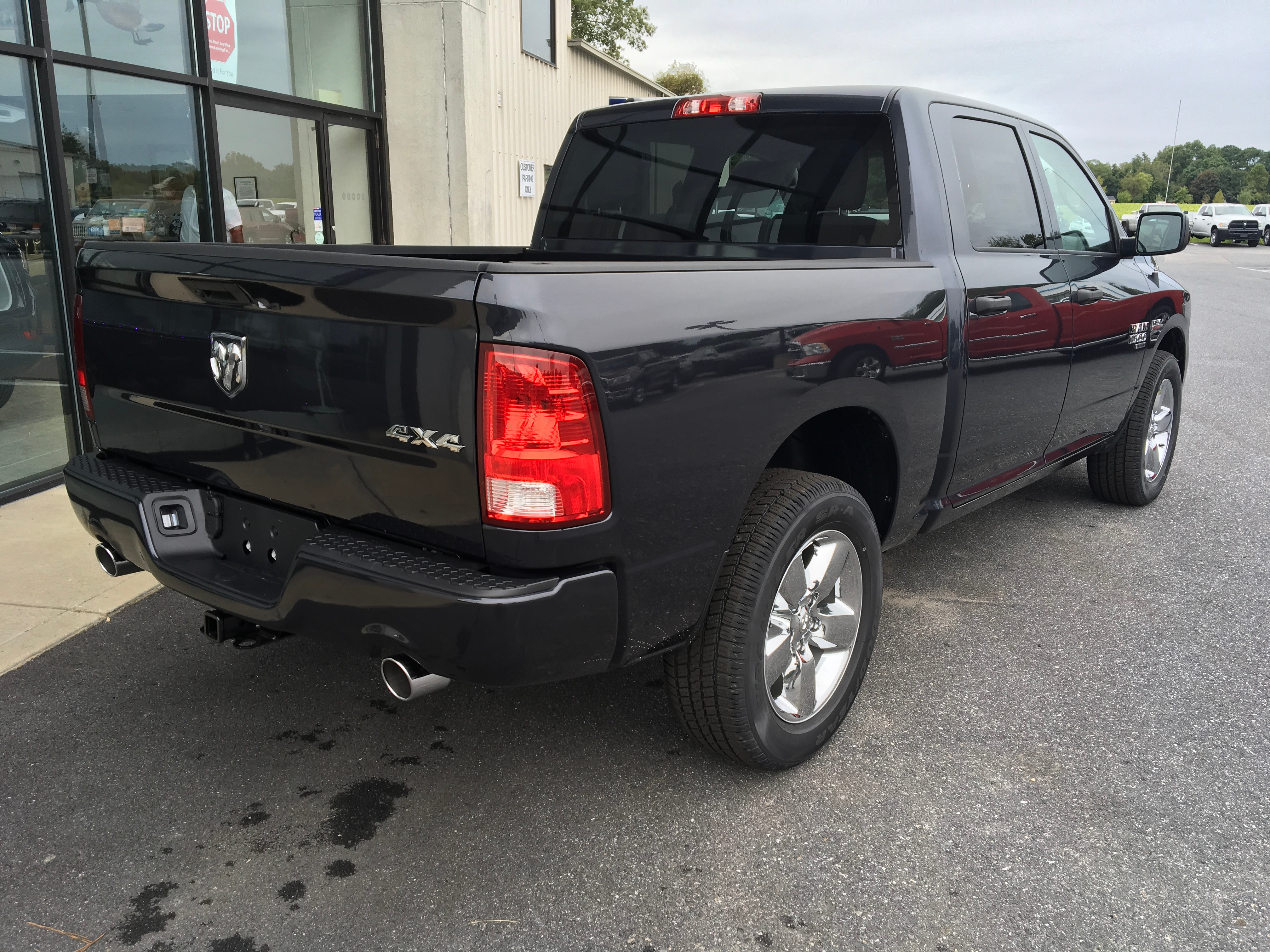 2019 Ram 1500 Crew Cab 4x4,  Pickup #19055 - photo 6