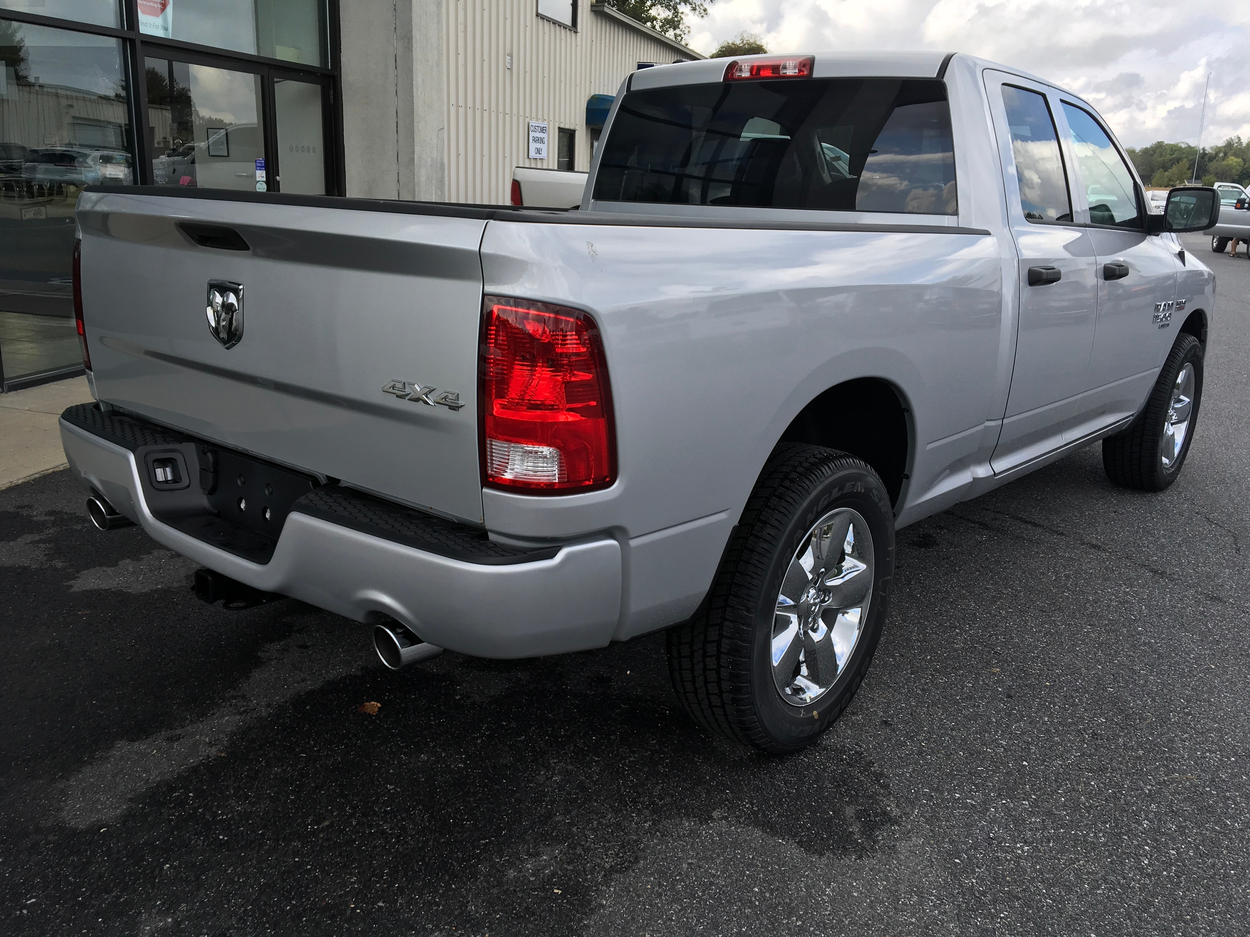 2019 Ram 1500 Quad Cab 4x4,  Pickup #19056 - photo 7