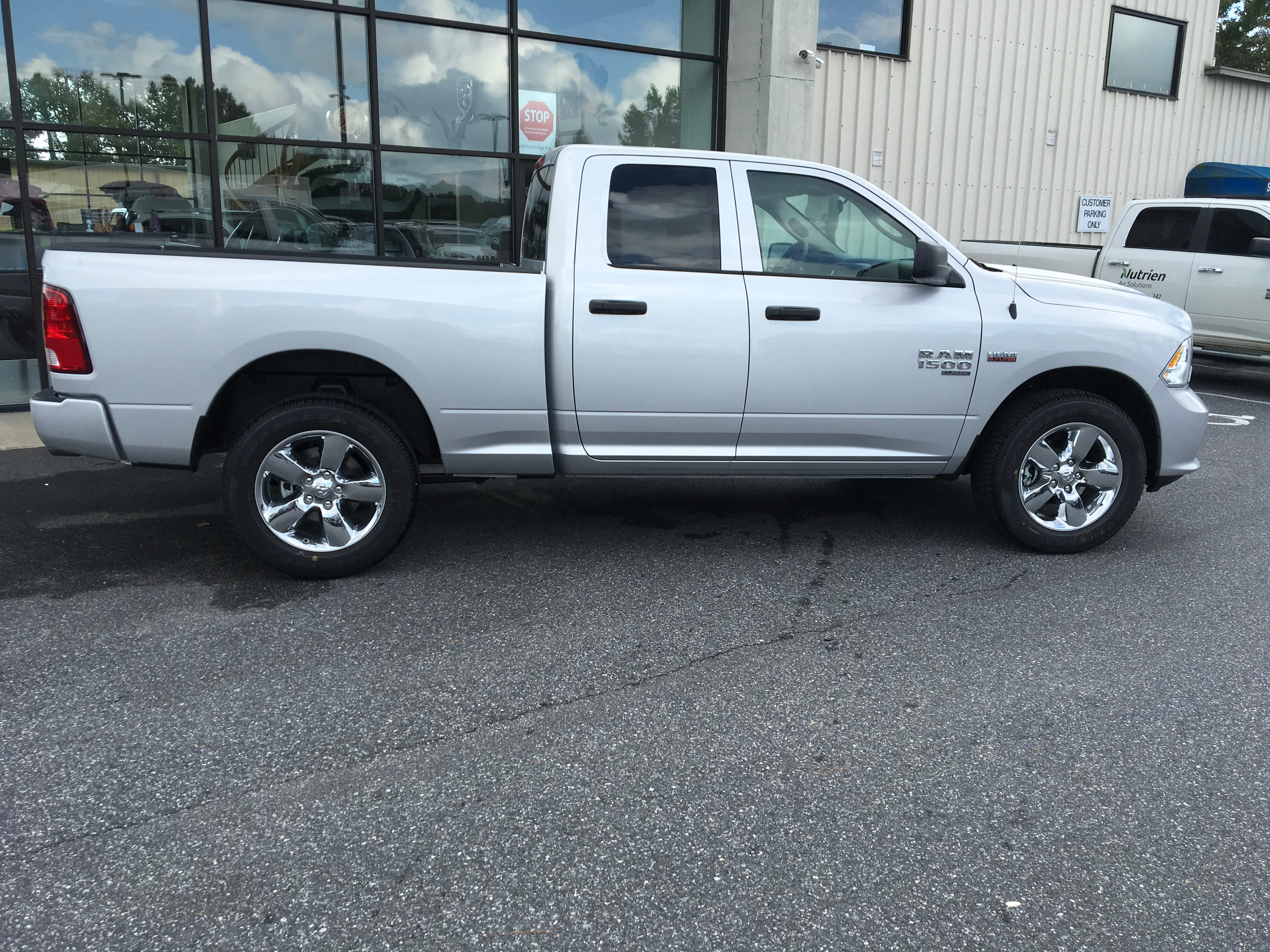 2019 Ram 1500 Quad Cab 4x4,  Pickup #19056 - photo 8