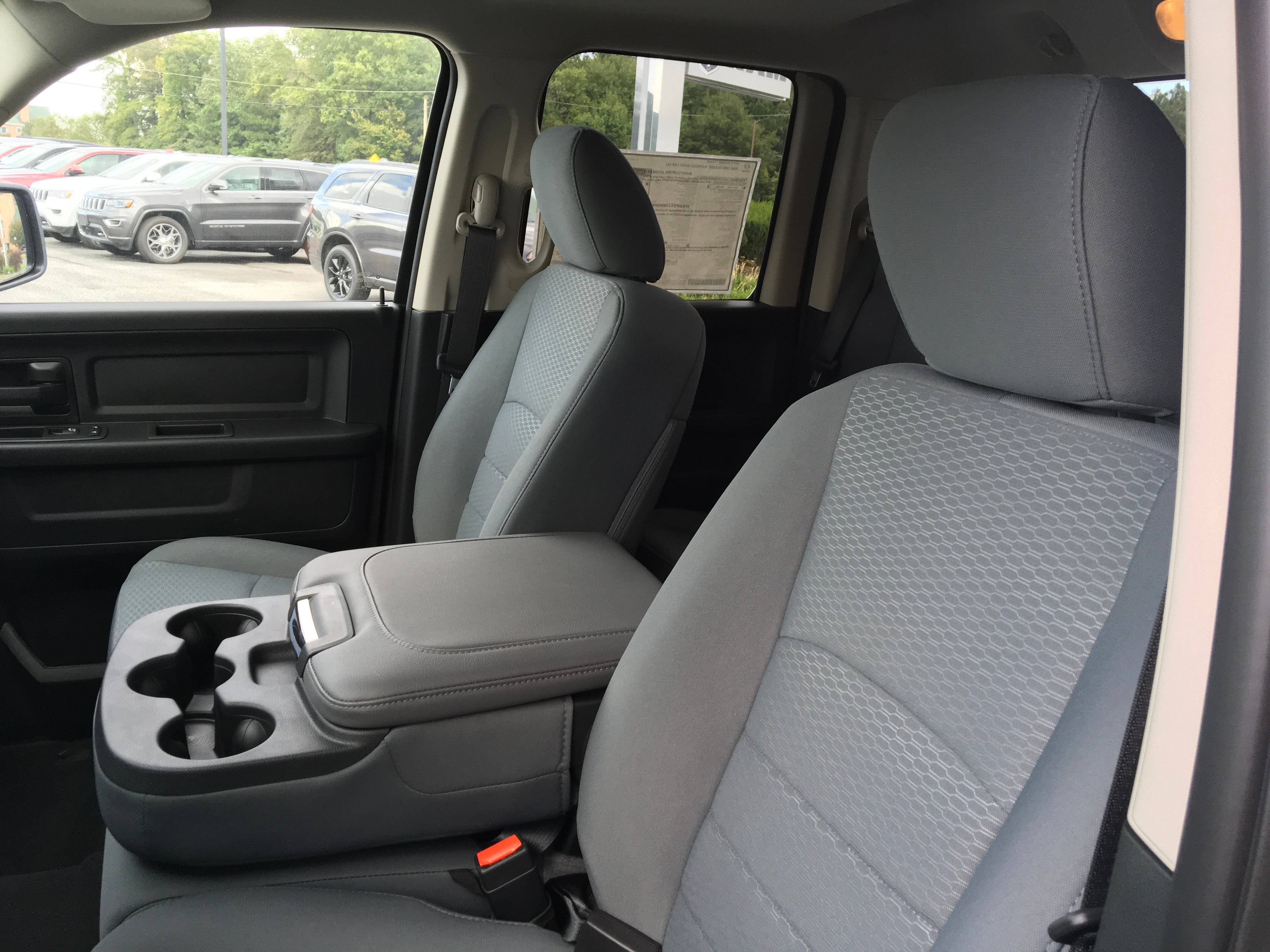 2019 Ram 1500 Quad Cab 4x4,  Pickup #19056 - photo 16