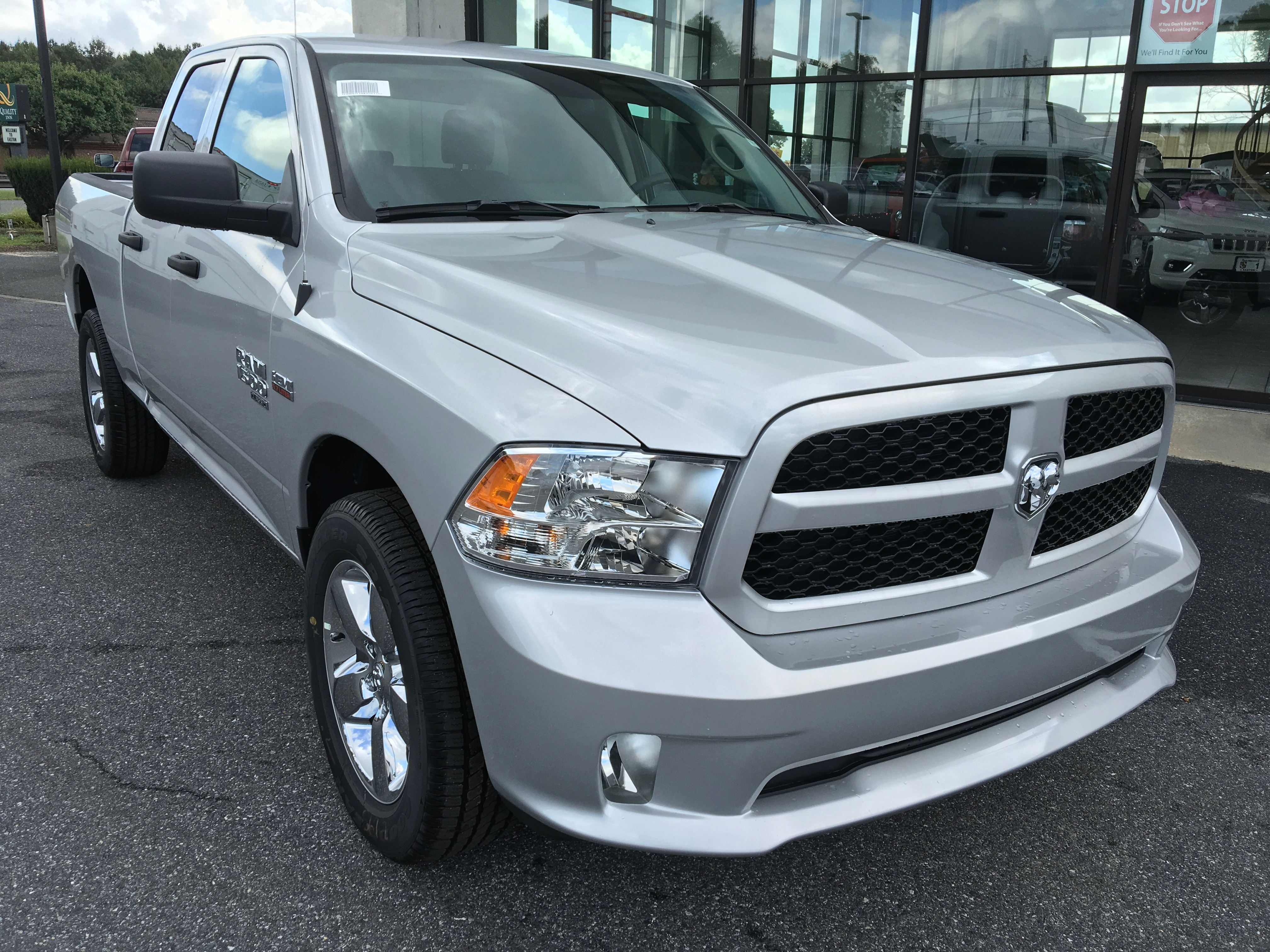 2019 Ram 1500 Quad Cab 4x4,  Pickup #19056 - photo 3