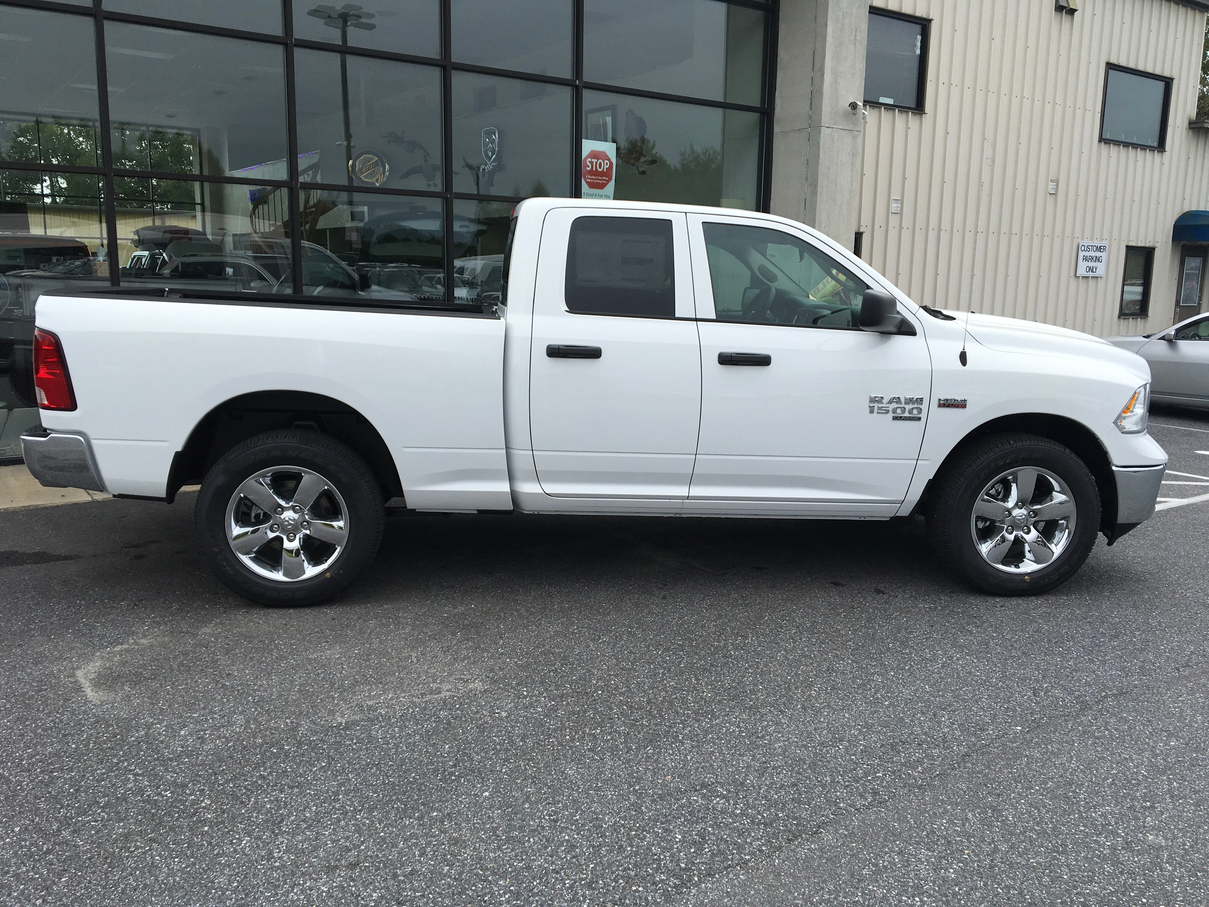 2019 Ram 1500 Quad Cab 4x4,  Pickup #19065 - photo 8