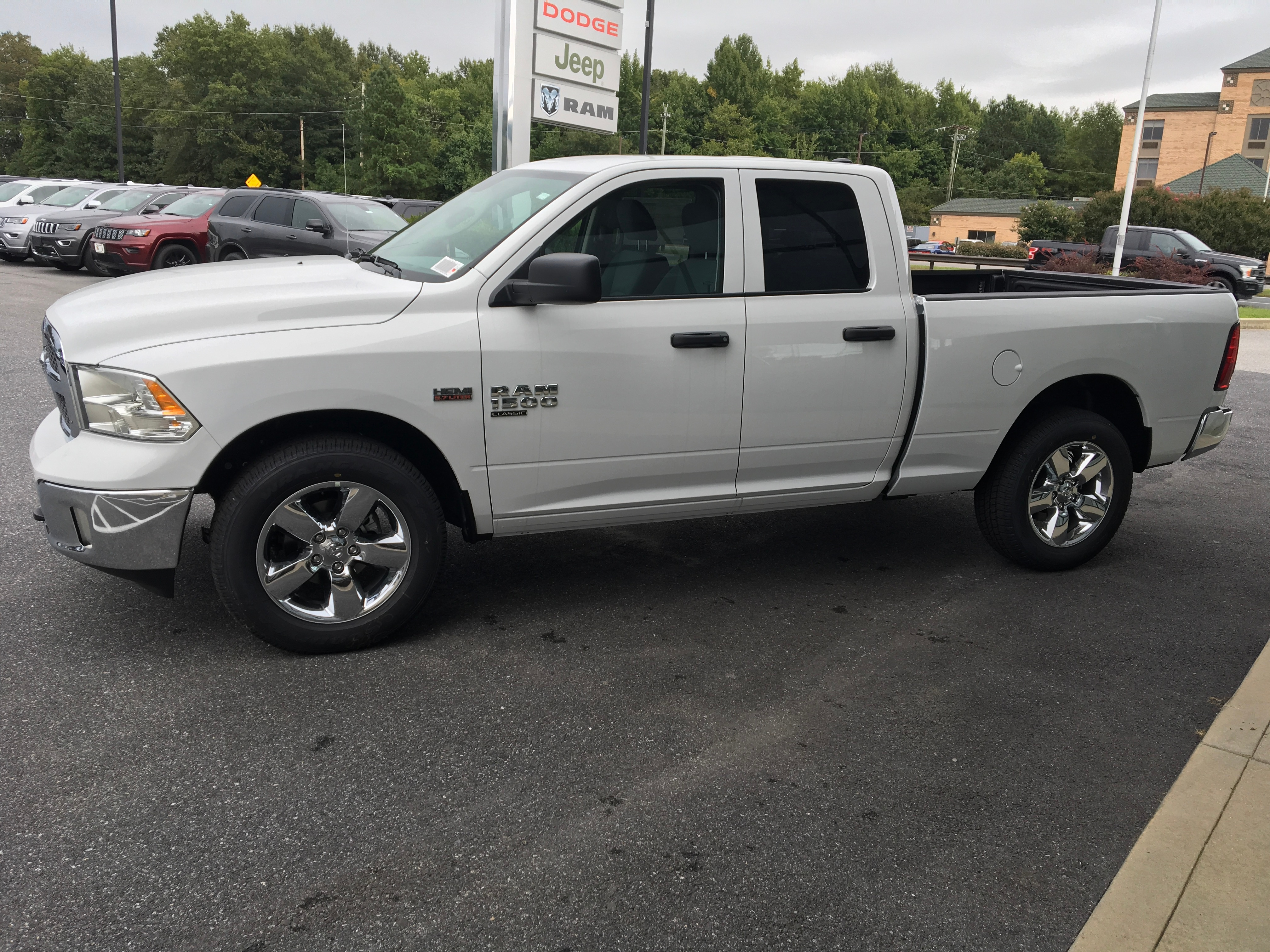 2019 Ram 1500 Quad Cab 4x4,  Pickup #19065 - photo 5