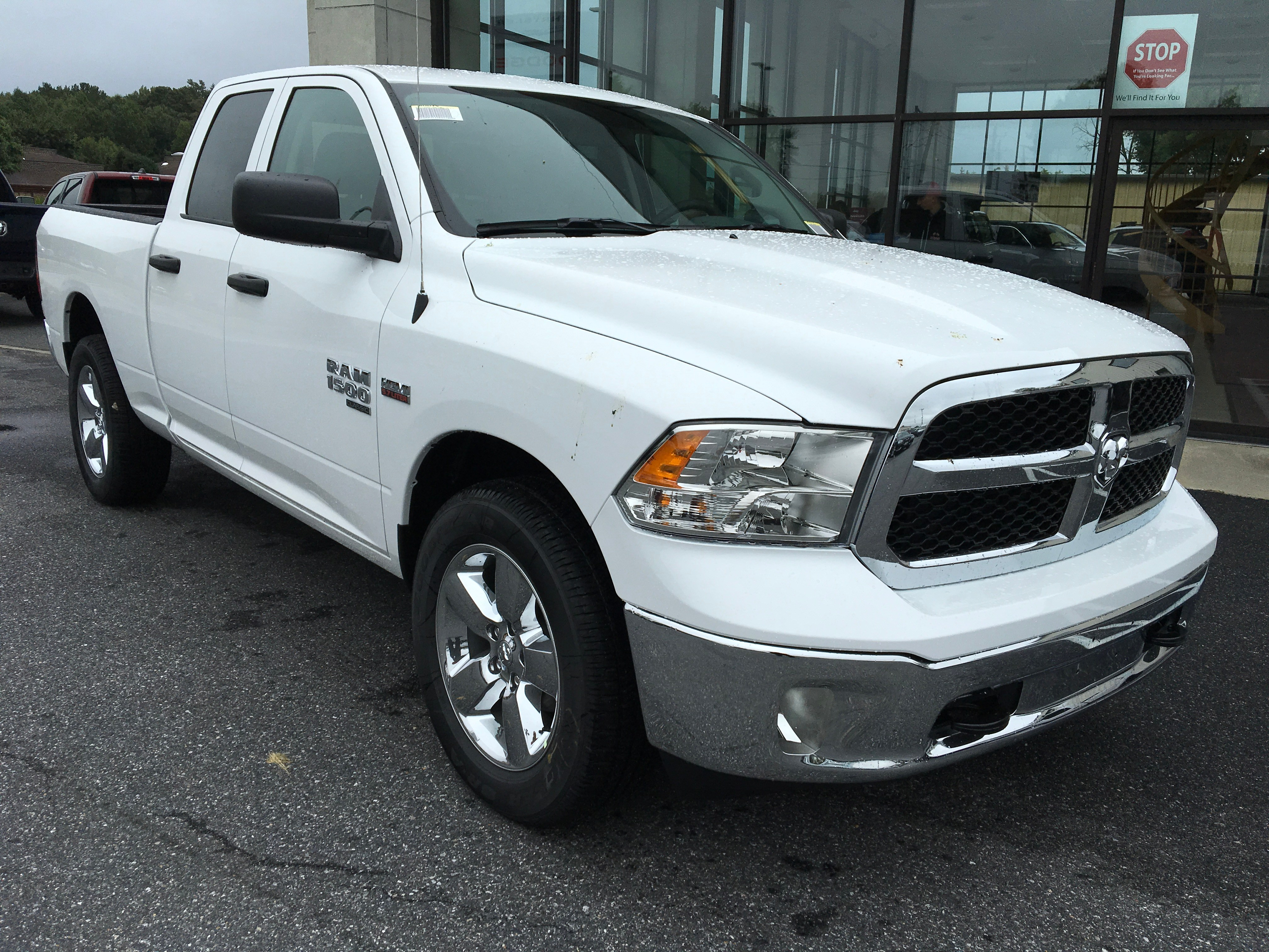 2019 Ram 1500 Quad Cab 4x4,  Pickup #19069 - photo 3