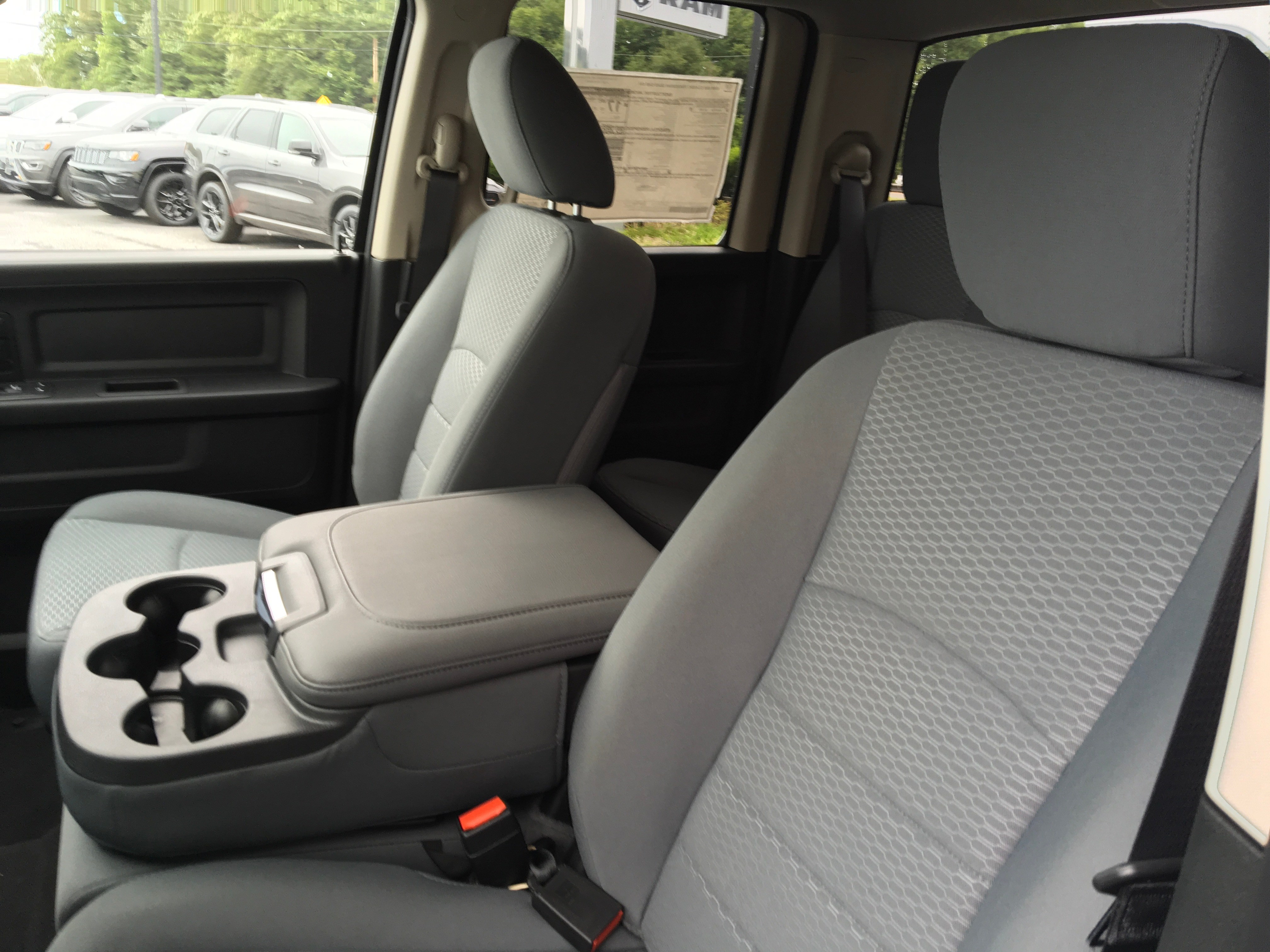 2019 Ram 1500 Quad Cab 4x4,  Pickup #19069 - photo 17