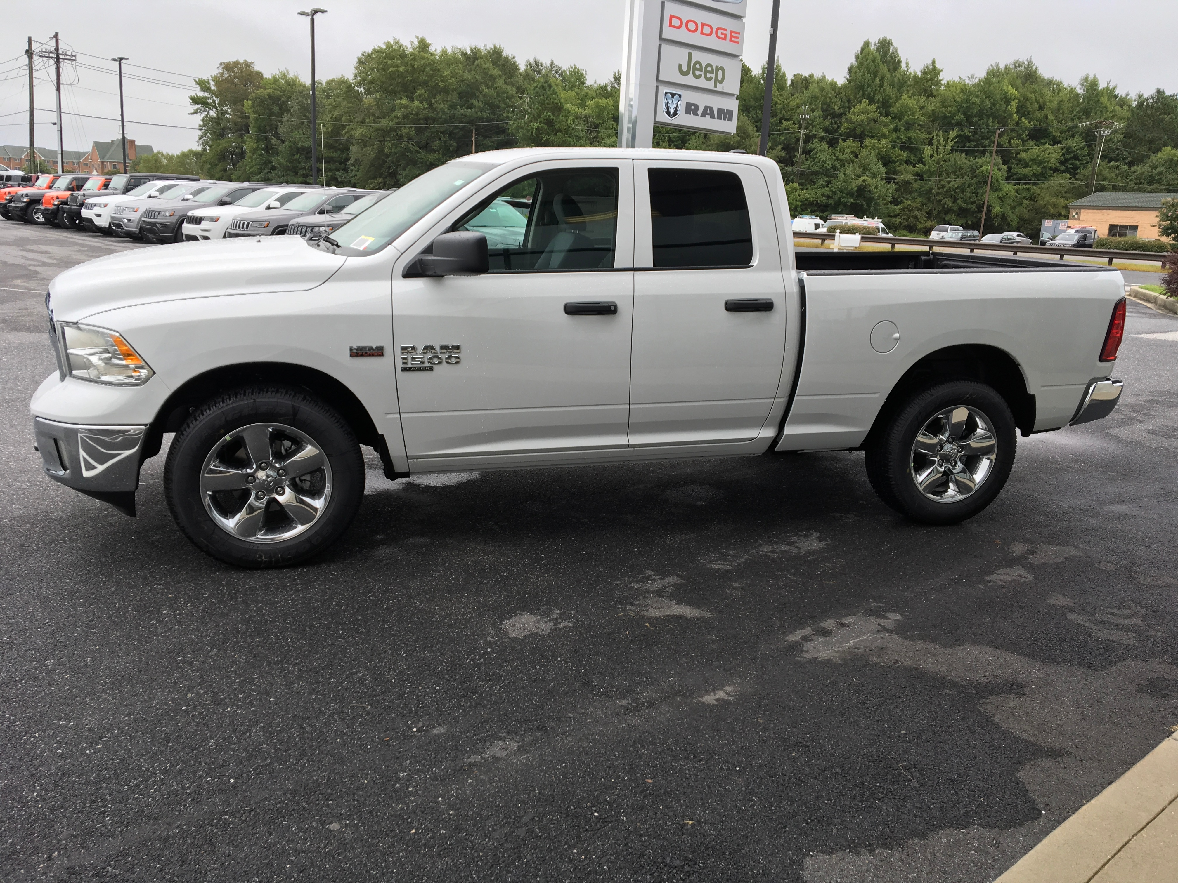 2019 Ram 1500 Quad Cab 4x4,  Pickup #19069 - photo 5