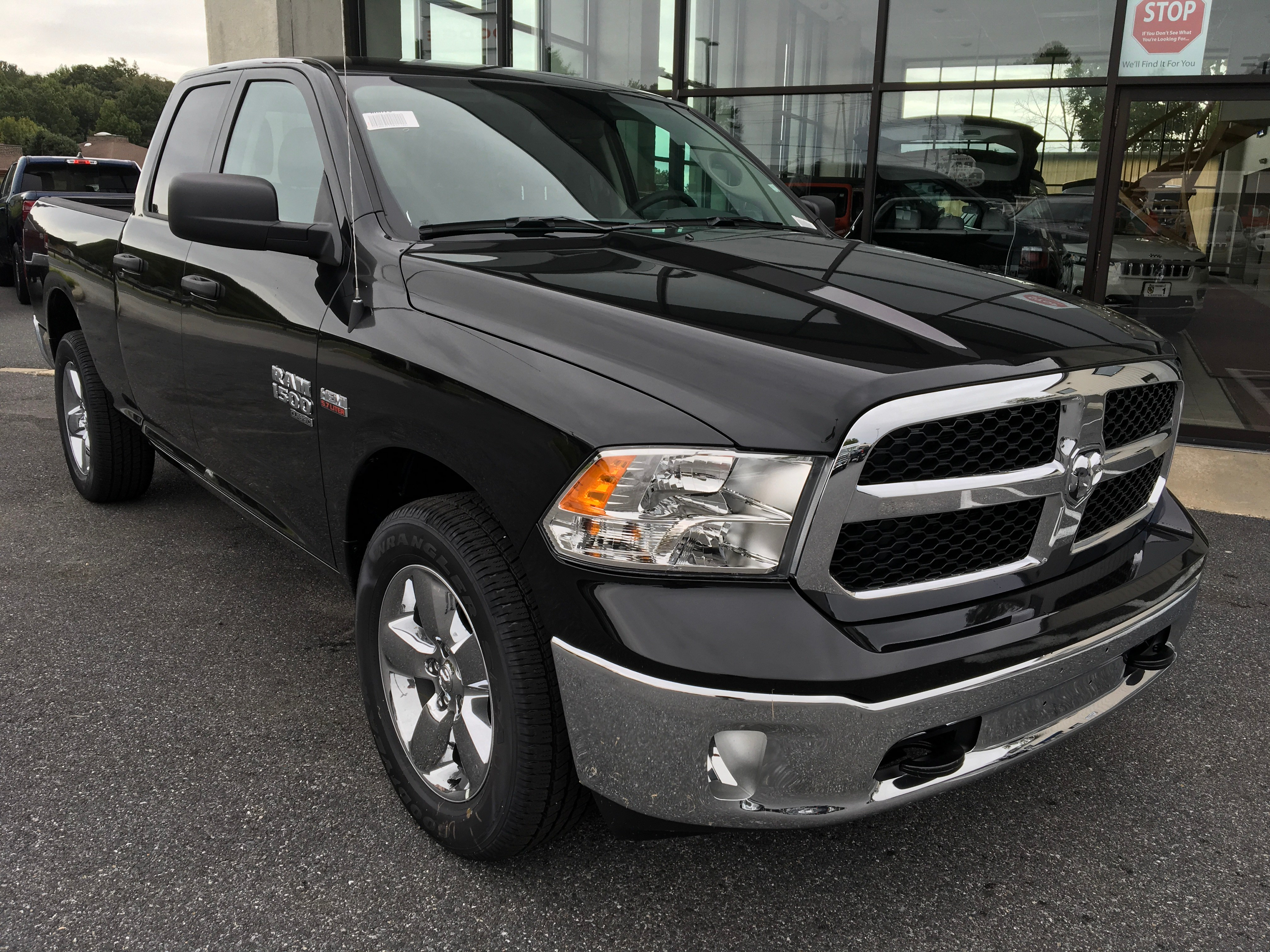2019 Ram 1500 Quad Cab 4x4,  Pickup #19073 - photo 3