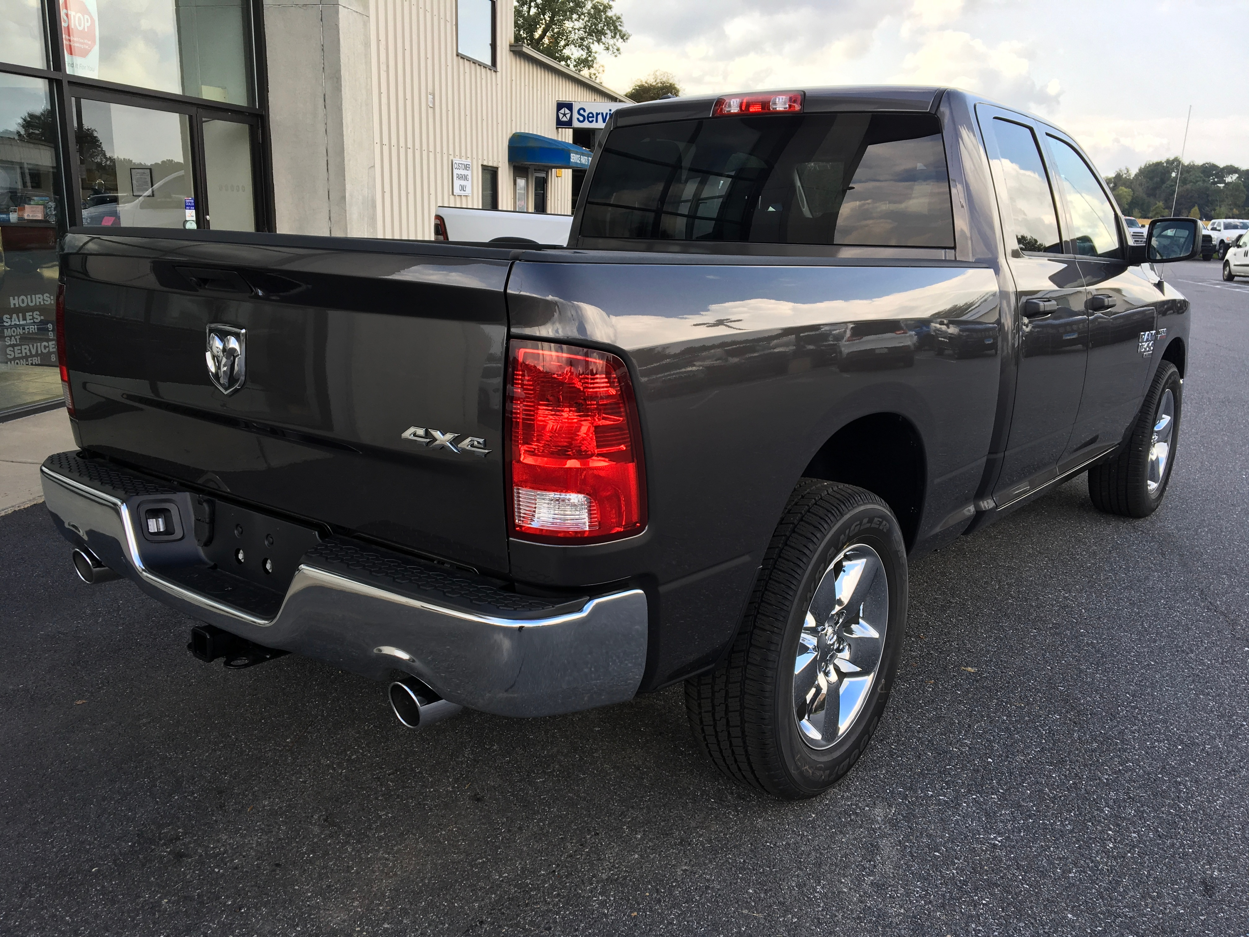 2019 Ram 1500 Quad Cab 4x4,  Pickup #19077 - photo 7