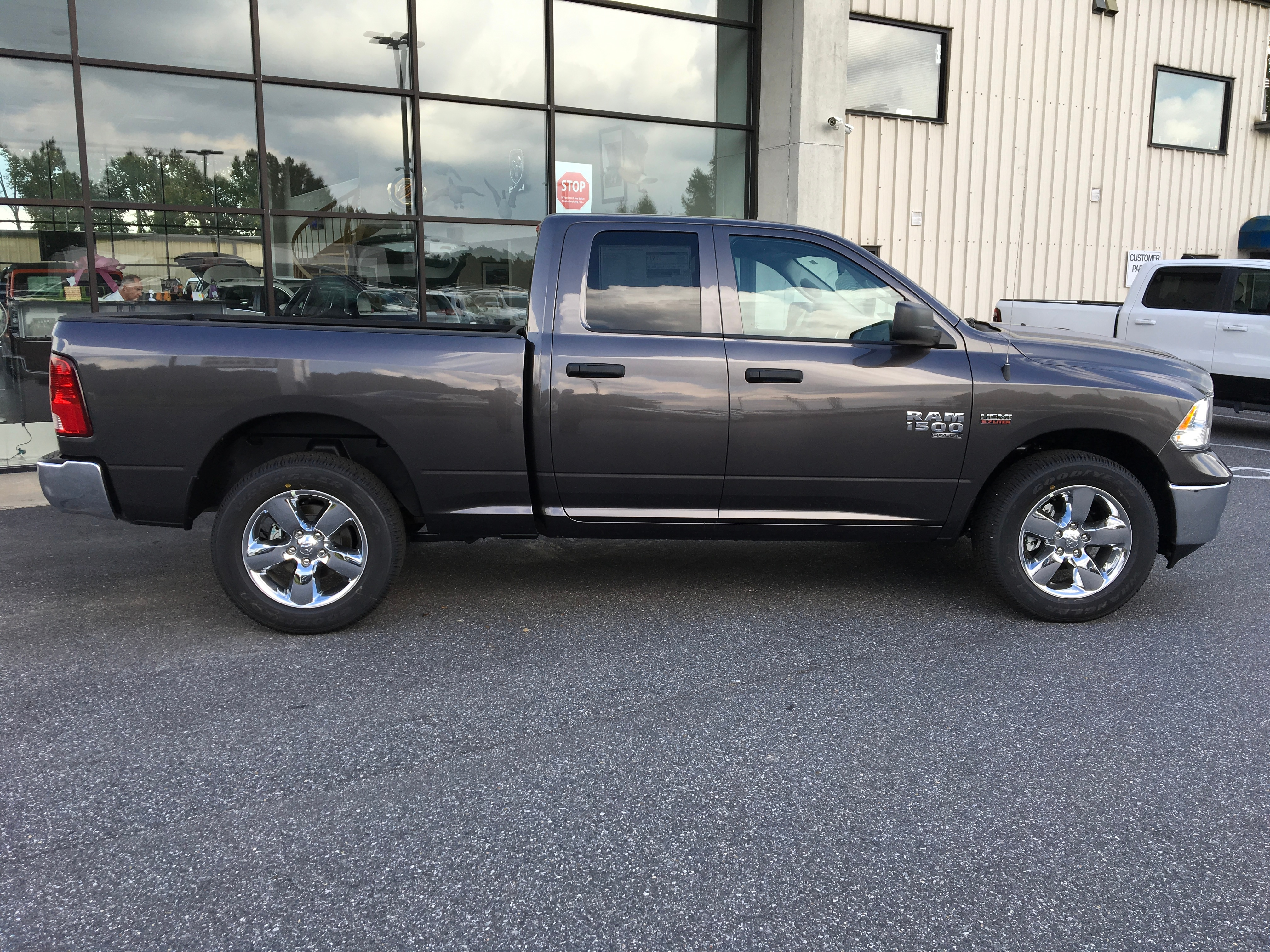 2019 Ram 1500 Quad Cab 4x4,  Pickup #19077 - photo 8