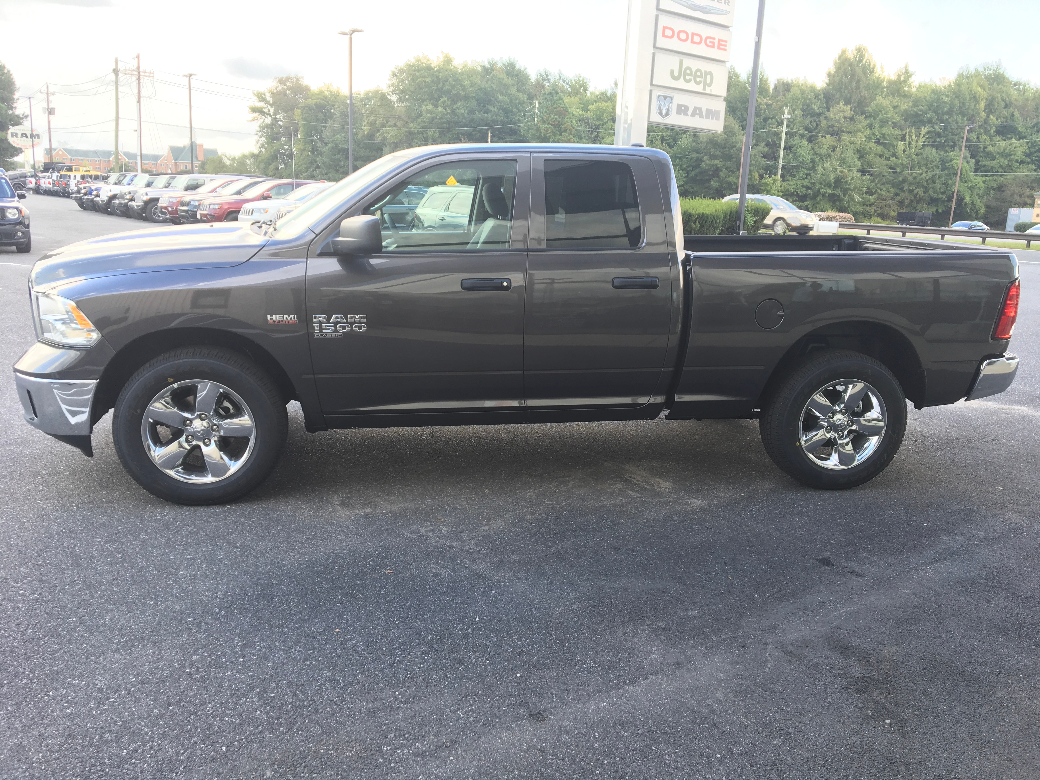 2019 Ram 1500 Quad Cab 4x4,  Pickup #19077 - photo 5