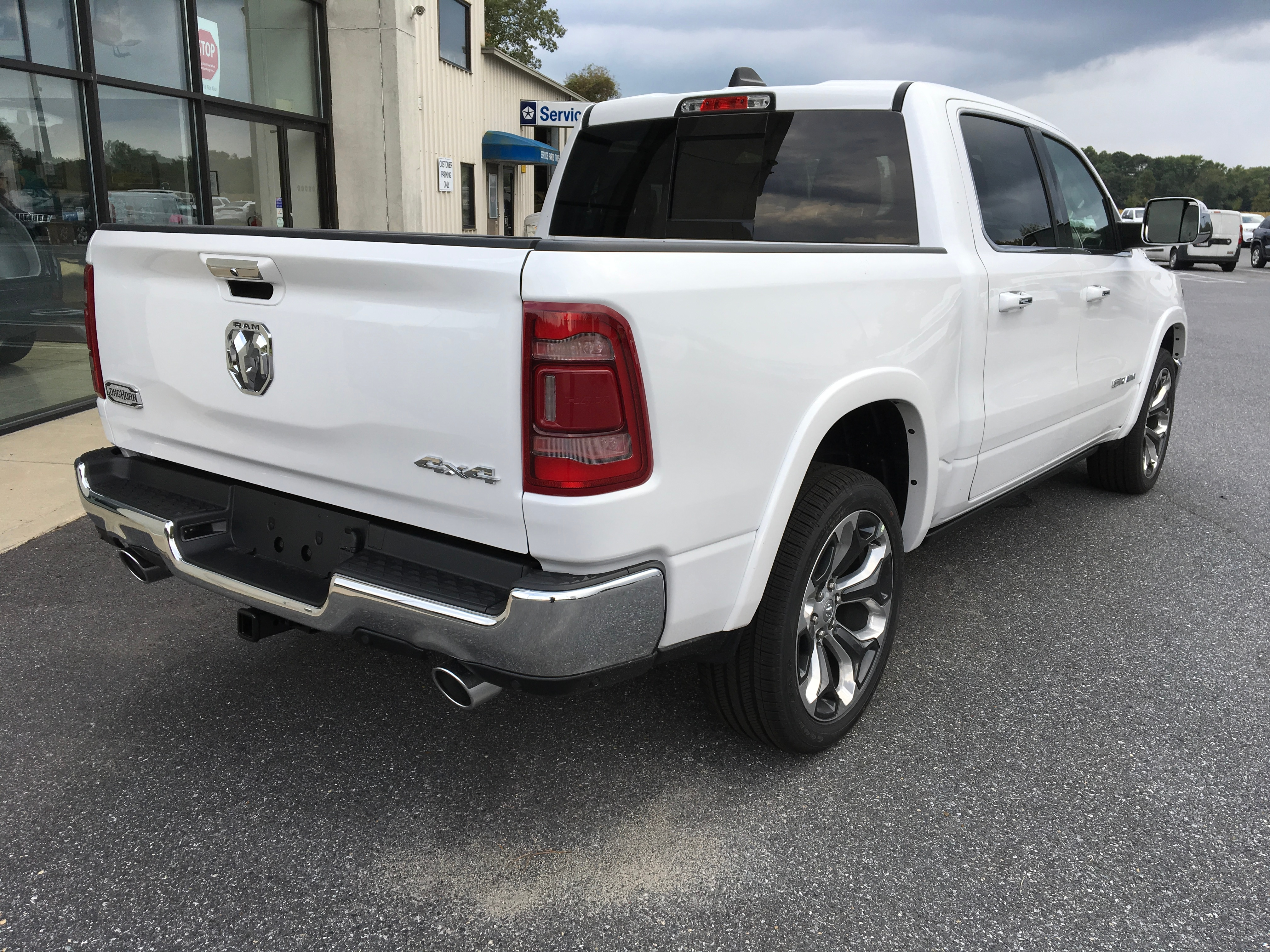 2019 Ram 1500 Crew Cab 4x4,  Pickup #19083 - photo 7