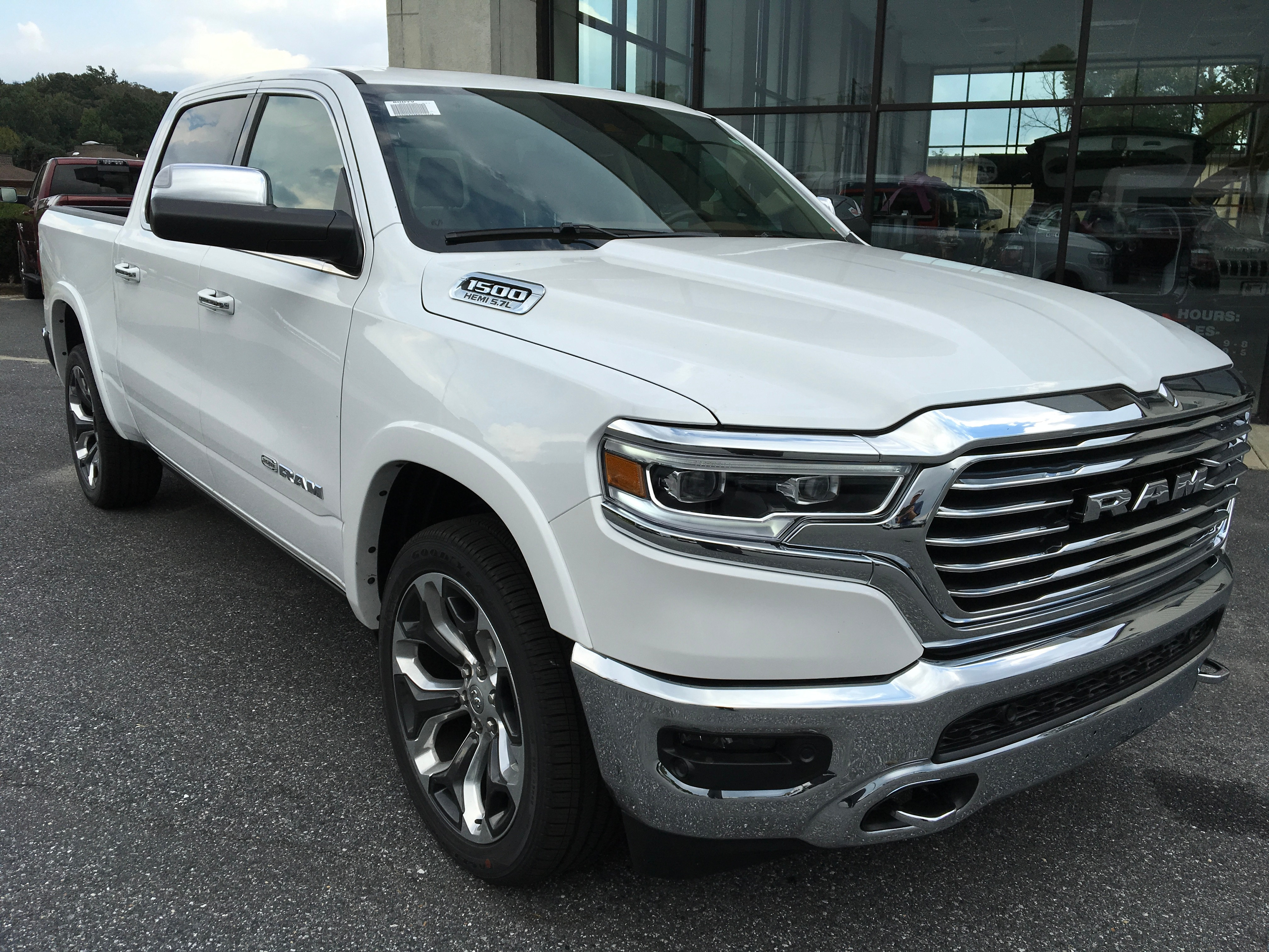 2019 Ram 1500 Crew Cab 4x4,  Pickup #19083 - photo 3
