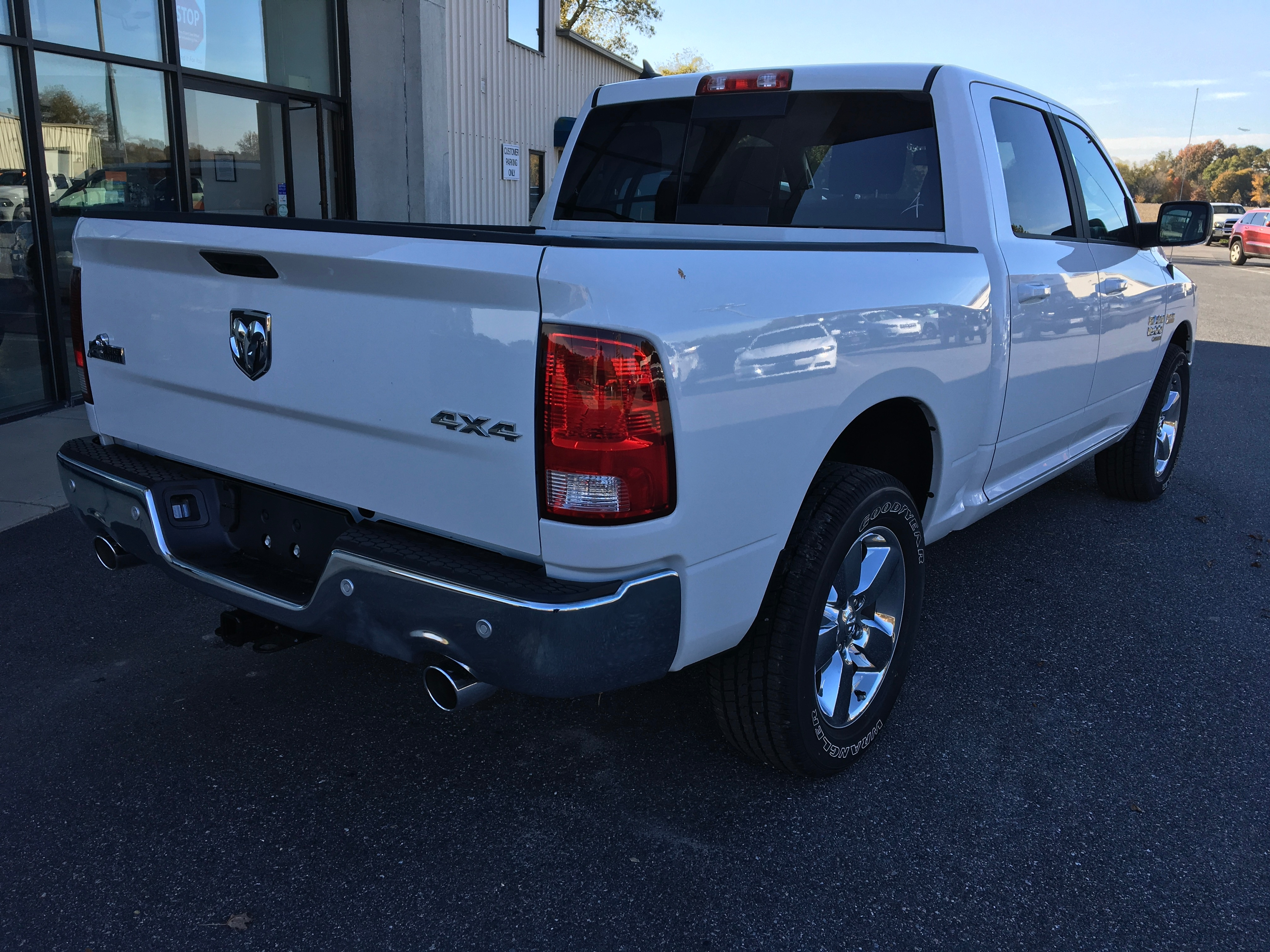 2019 Ram 1500 Crew Cab 4x4,  Pickup #19122 - photo 7
