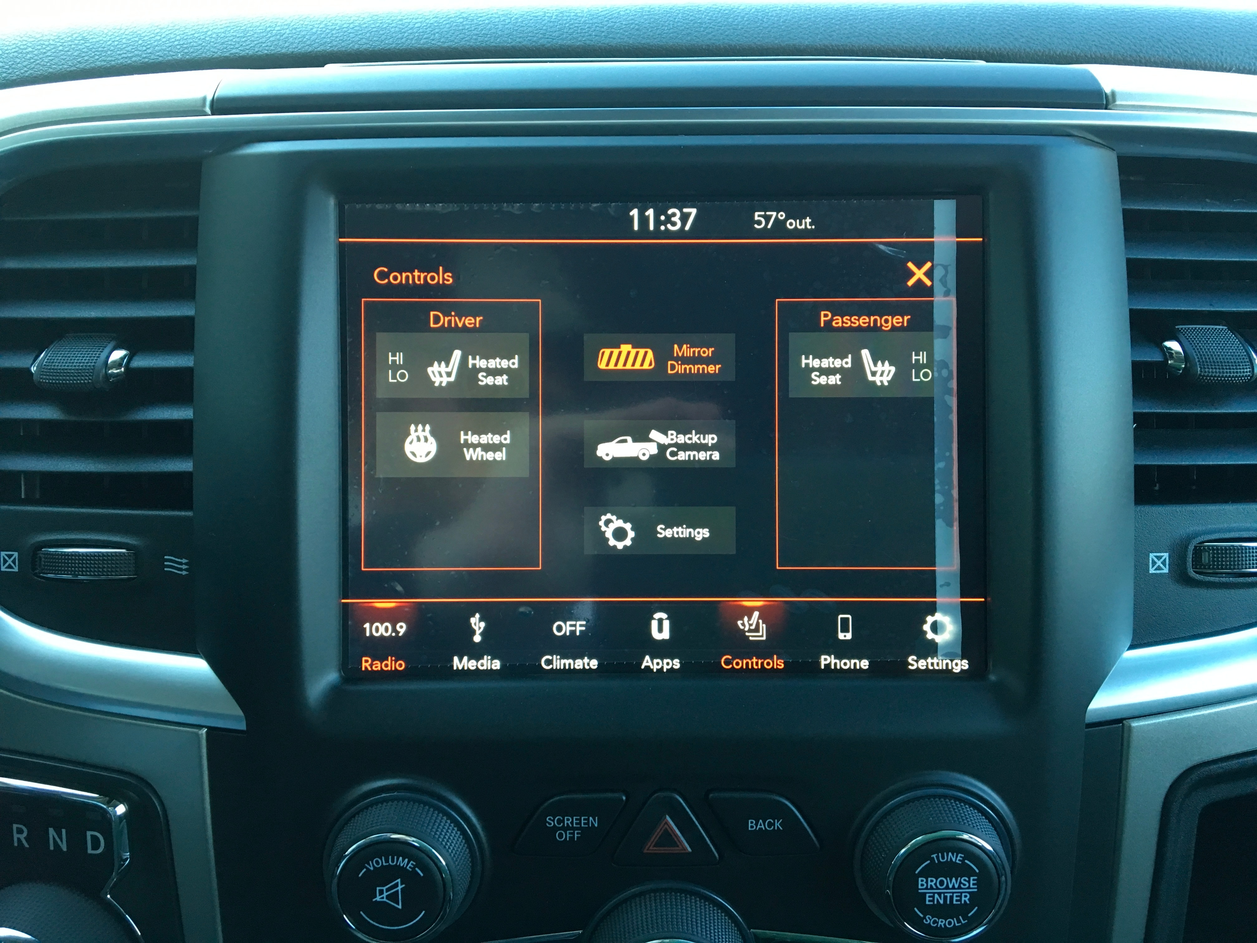 2019 Ram 1500 Crew Cab 4x4,  Pickup #19122 - photo 19