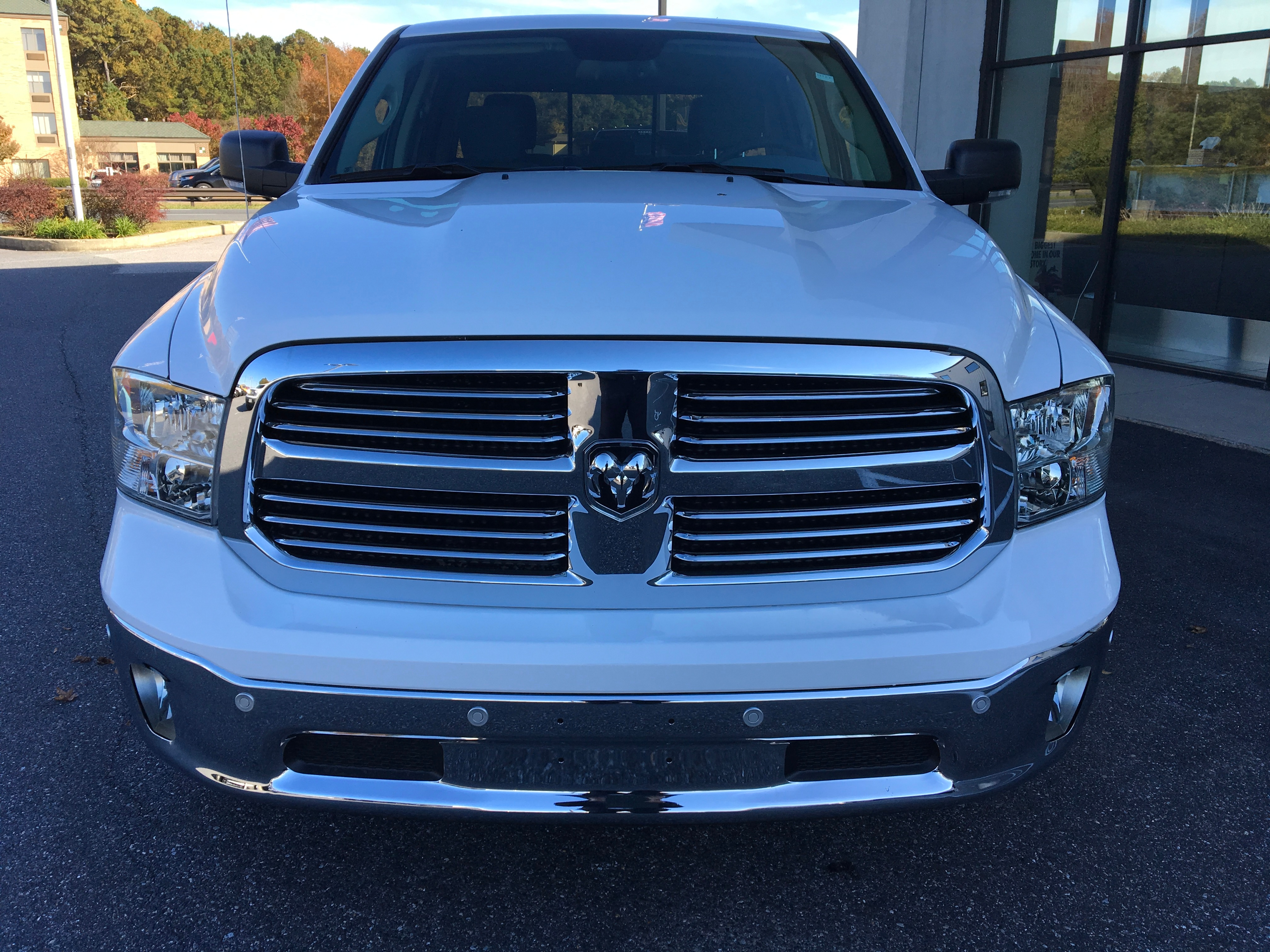 2019 Ram 1500 Crew Cab 4x4,  Pickup #19122 - photo 4