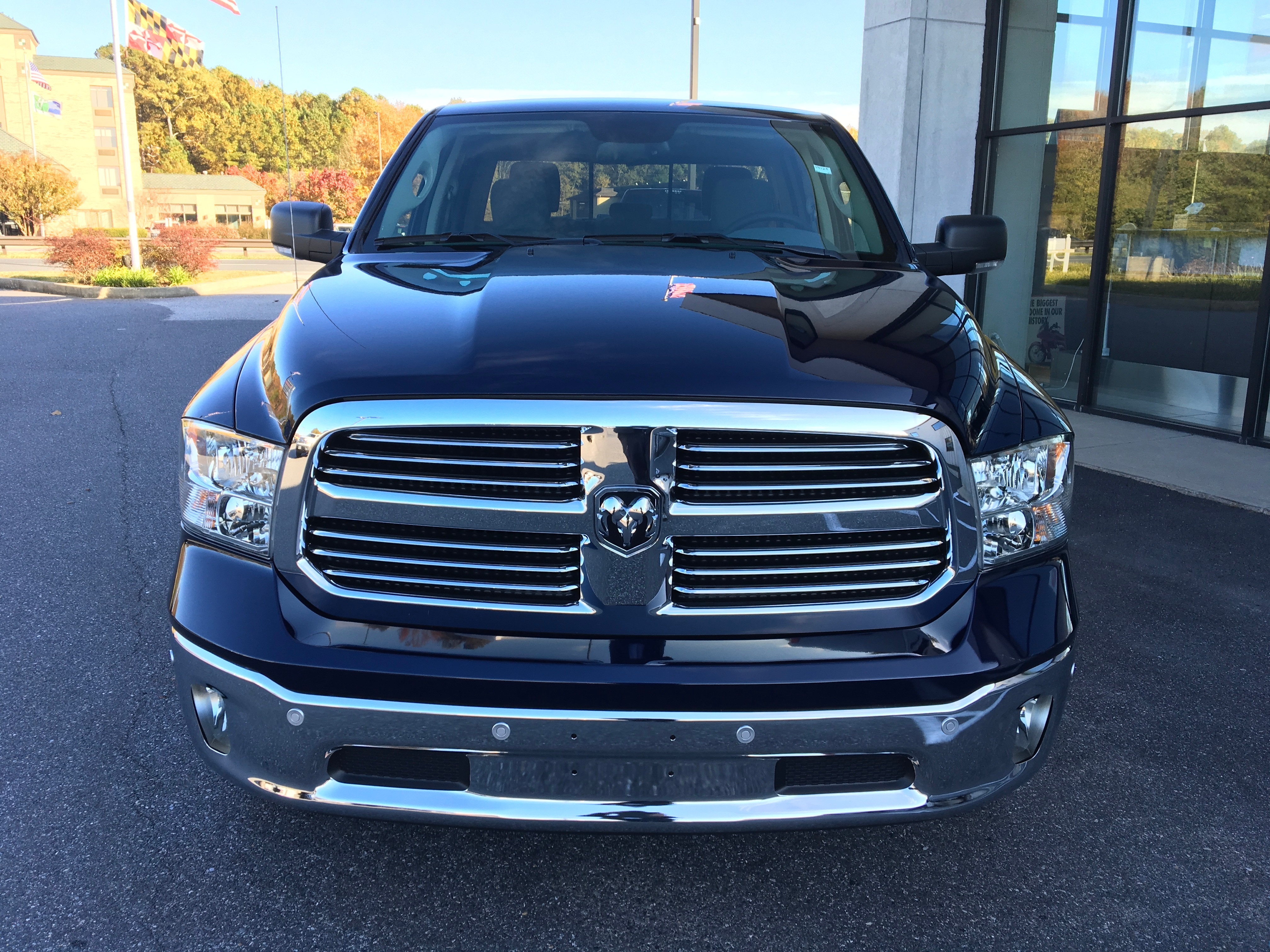 2019 Ram 1500 Crew Cab 4x4,  Pickup #19124 - photo 4