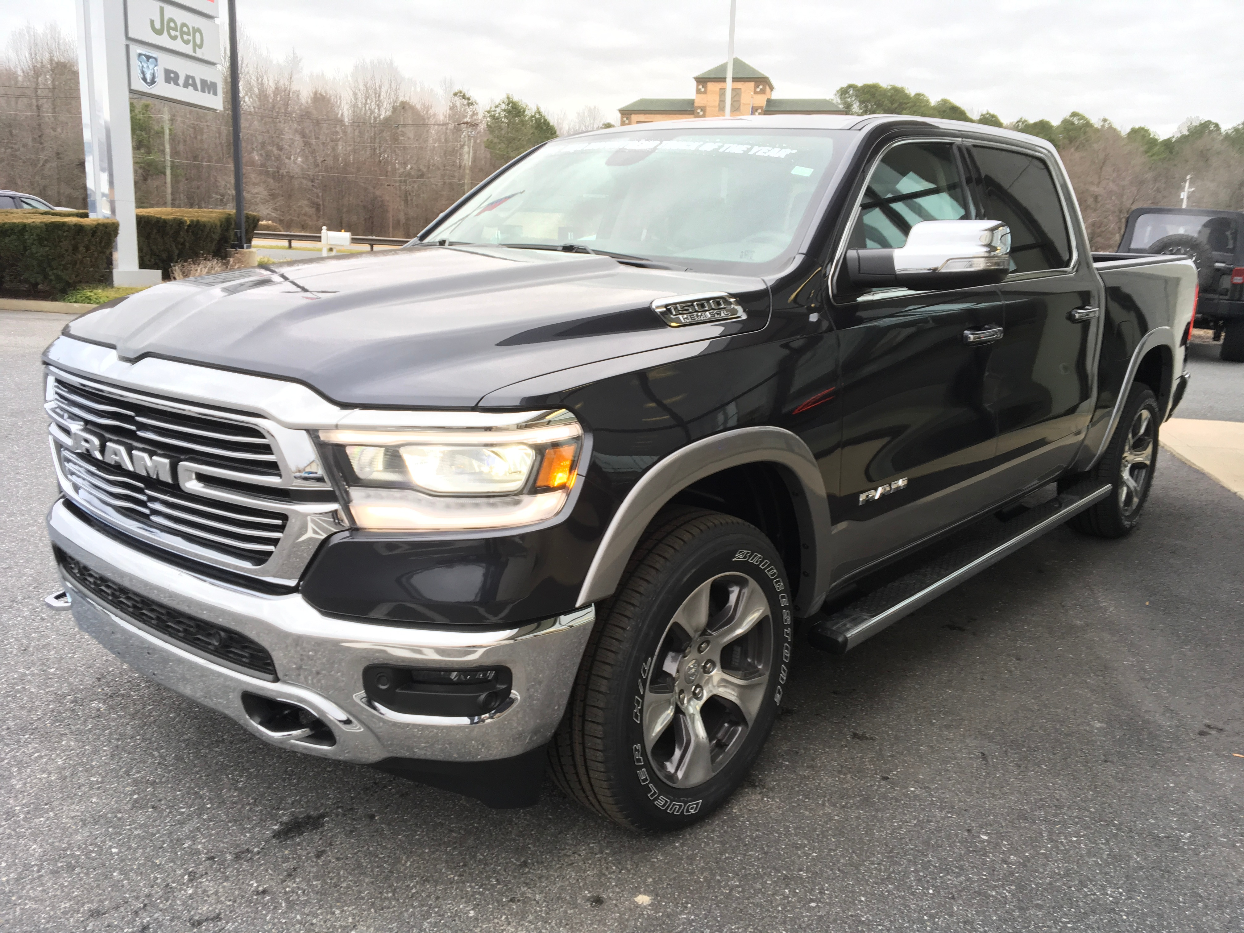 2019 Ram 1500 Crew Cab 4x4,  Pickup #19150 - photo 1
